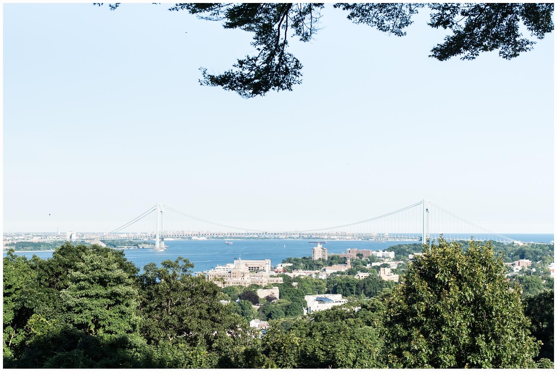 picture of the verrazano narrows bridge