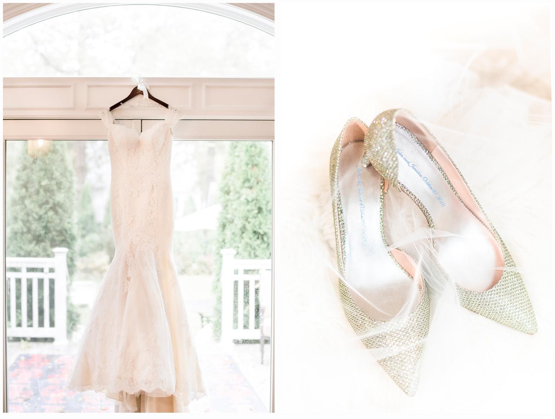 pretty wedding shoes by j crew