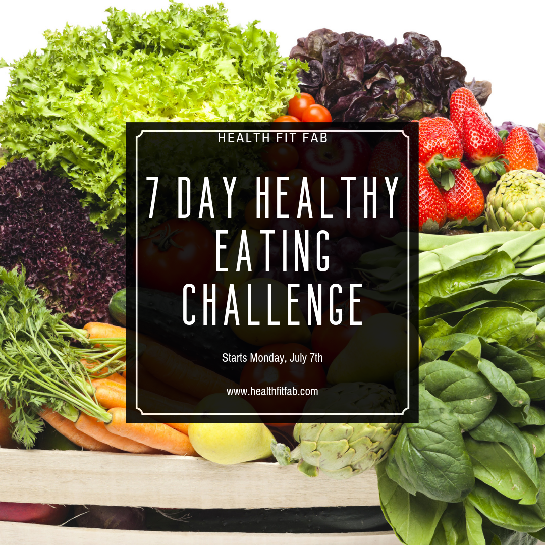 Let the Challenge Begin! - No more trying to figure out what foods you should and shouldn't be eating.! Learn how to eat your way to your fitness goals with healthy no fuss meals!
