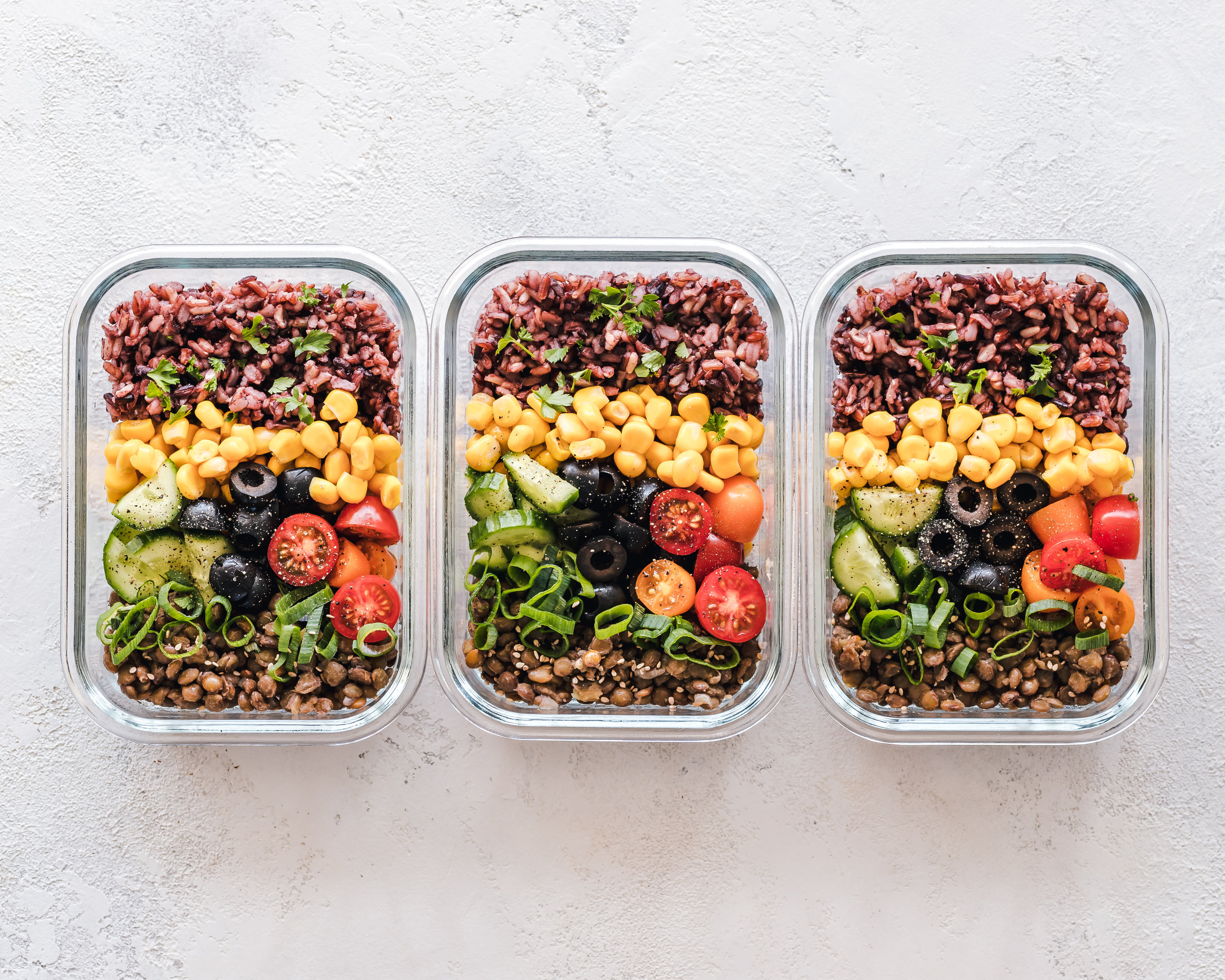 No time to cook? No problem! - Meal Prep is where it's at!