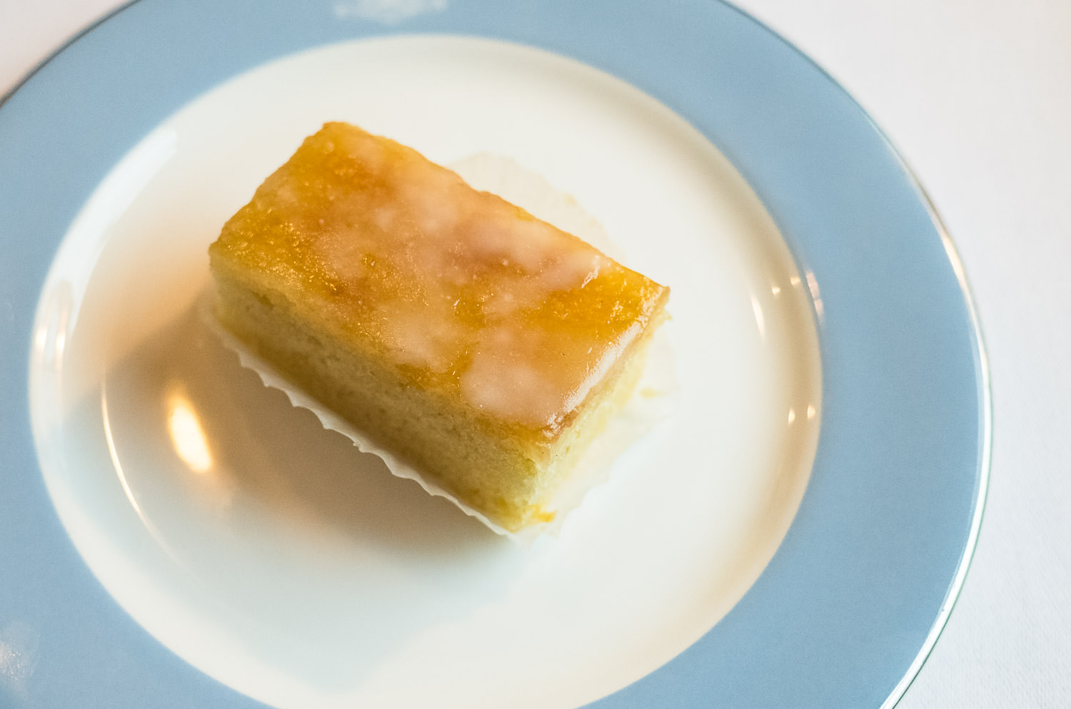 Lemon Drizzle