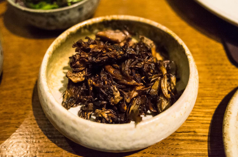 English mushrooms (v)