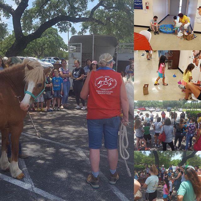 So much fun at the farm fresh faith fair on  Saturday.