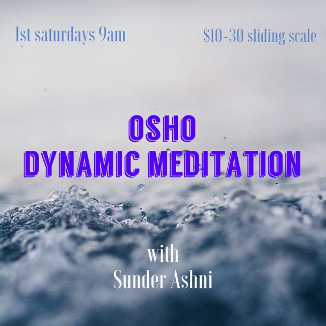 Next Saturday from 9am - @Ashnilivingthedream will share a powerful method to start your day. During this hour long technique we will use breath and body to release tension, stress and repressed emotions. This technique brings you back to your life energy by going through different blocks, that we call layers. Each layer that we peel away in this process begins to reveal the core of your being. * From this still point you can become there witness. This quality of witnessing can transform your daily life. * The technique consists of 5 stages: breathing, releasing, grounding, silence and celebration. Through these steps a joyous and relaxed balance is restored to body and mind. * Part breathwork, part movement, and ALL meditation - if you thought you had too much thoughts to be meditating, this is FOR YOU!!  * * For more info or to register, please visit  MINKAbrooklyn app (free from iTune or Google  Play) or http://minkabrooklyn.com/workshops  ***** #mindfulness #meditation #journey #breathwork #reiki #morningpractice  #yoga #wellness #morningyoga #love #meditate #selfcare #healing #OSHO #chakra #mentalhealth #wellbeing #spirituality #instagood #energy #peace #gratitude #selflove #consciousness #health #anxiety #relax #stressfree #stressrelief # #yinyoga