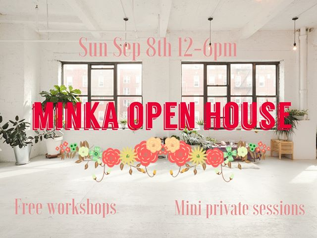 💓Next week all day💓 come and dance with us,  come and ask questions, and get some self-care time IN✨ * For more info or to register, please visit  MINKAbrooklyn app (free from iTune or Google  Play) or http://minkabrooklyn.com *****  #minkabrooklyn #wellness #healing #healingcommunity #healingvillage #selfcare #healthyself #reiki #naturalhealing #selfcare #healingasresistance #corporatewellness #inschoolwellness #alternativemedicine #alternativehealing #acupuncture #massagetherapy #floweressence #vibrationalmedicine #empowerment #personalempowerment #brooklyn #crownheights #prospectheights #leffertsgarden #parkslope #bedstuy #windsorterrace #kensington