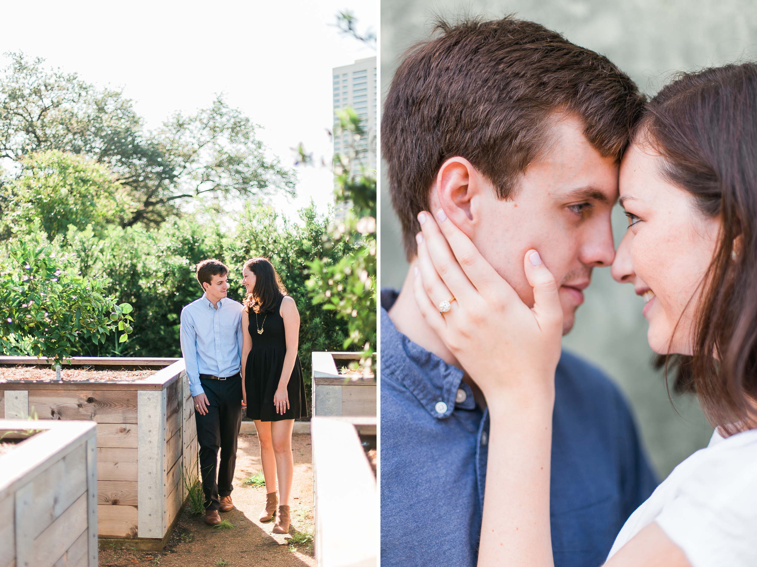 texas houston engagement proposal couple wedding hermann park portrait adventure photographer photography the woodlands