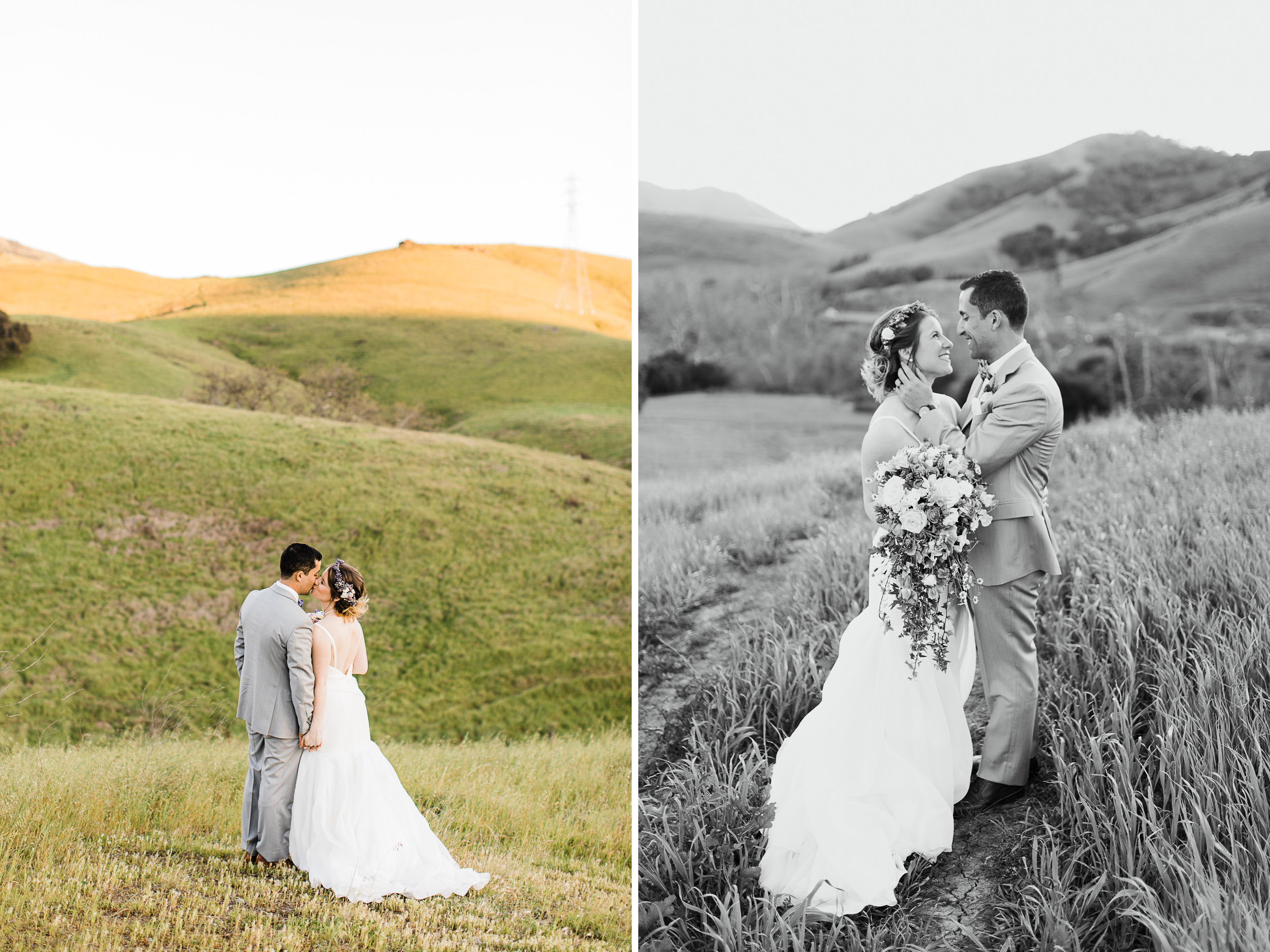 san luis obispo wedding at higuera ranch // central coast california wedding photographer // the hearnes adventure photography // www.thehearnes.com