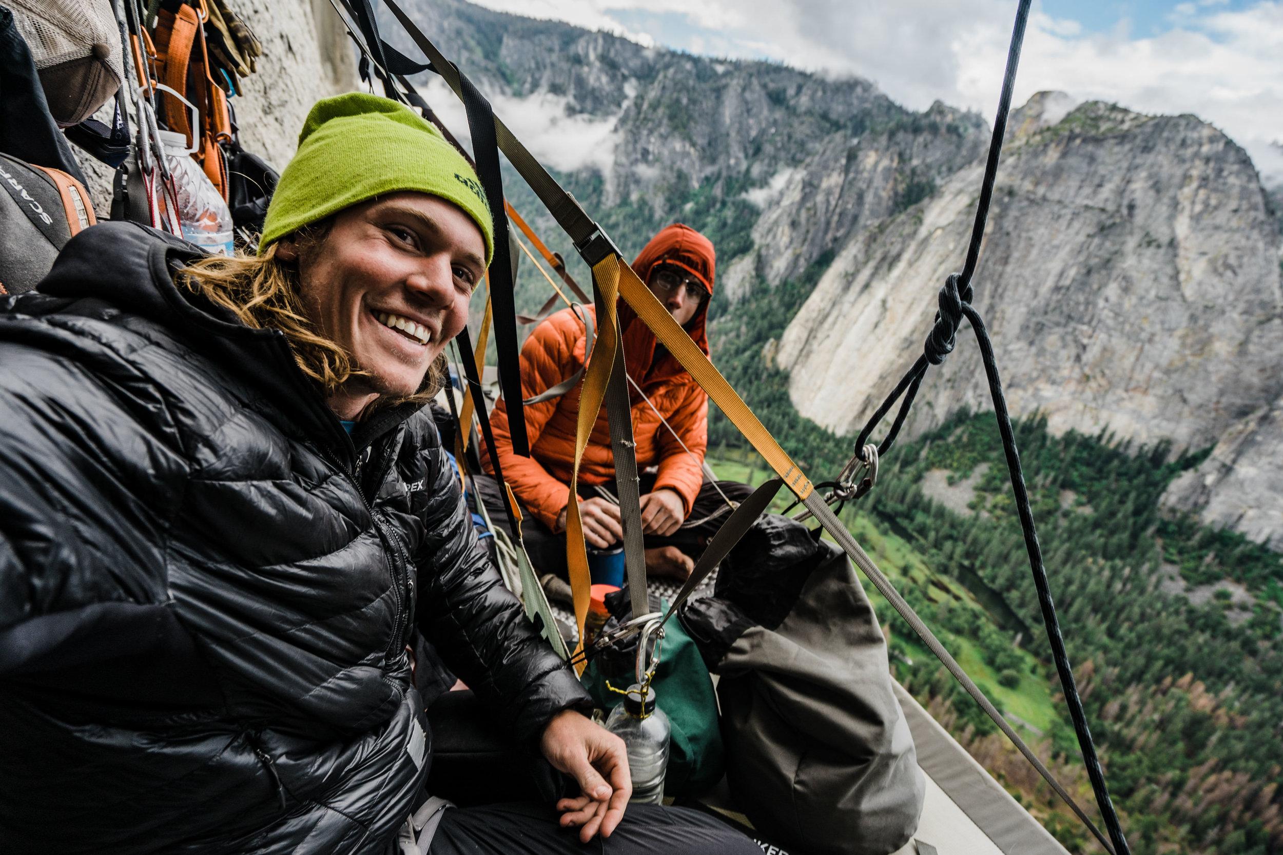 climbing el capitan in yosemite national park | freerider on el cap | yosemite adventure photographer