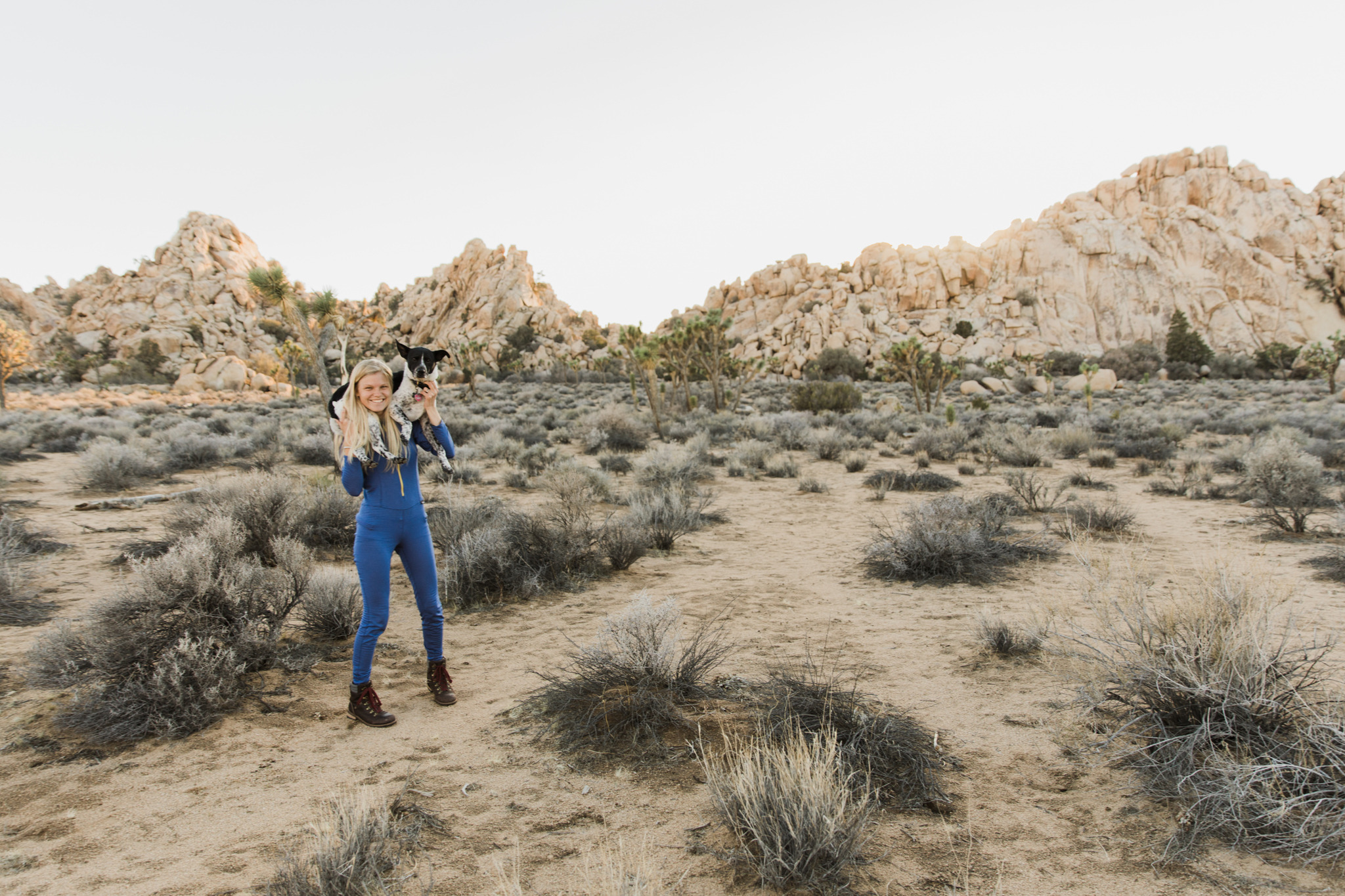 camping in joshua tree national park | utah and california adventure elopement photographers | the hearnes adventure photography | www.thehearnes.com