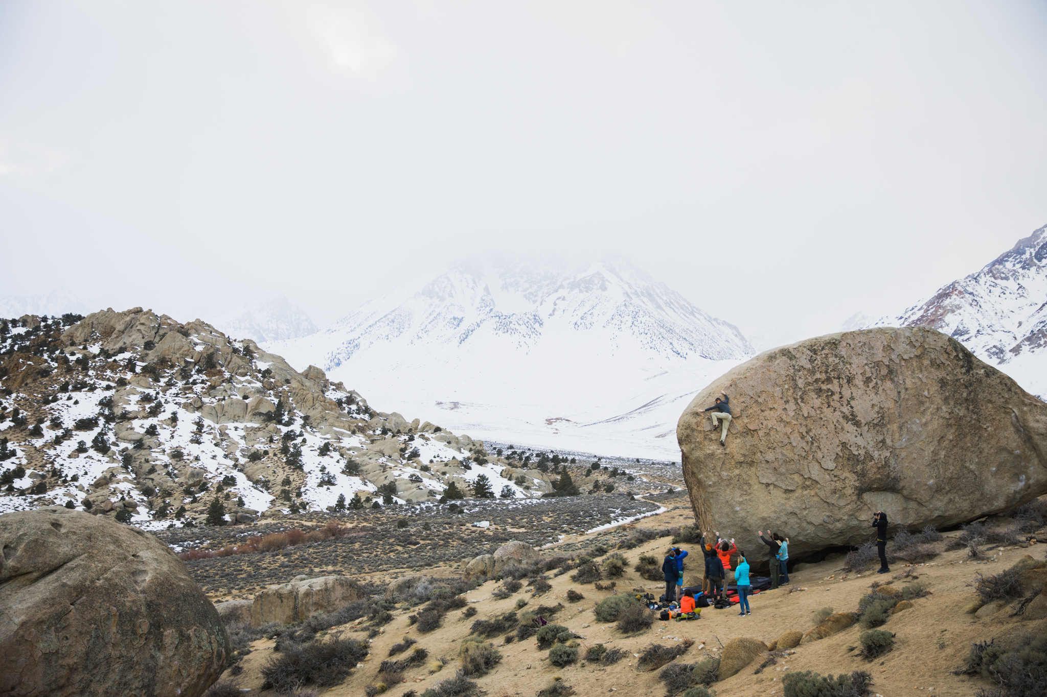 climbing in california | utah and california adventure elopement photographers | the hearnes adventure photography | www.thehearnes.com