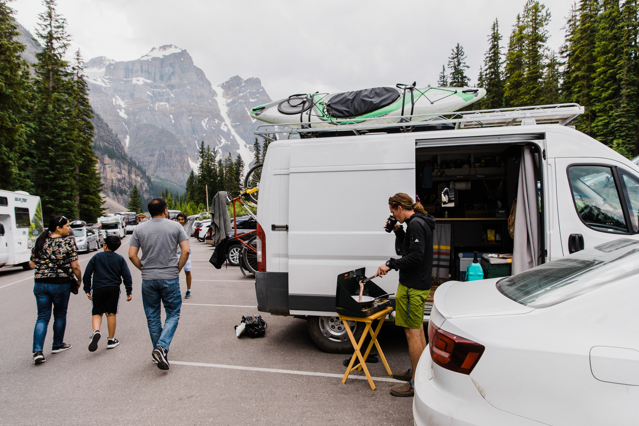 vanlife in canada | utah and california adventure elopement photographers | the hearnes adventure photography | www.thehearnes.com