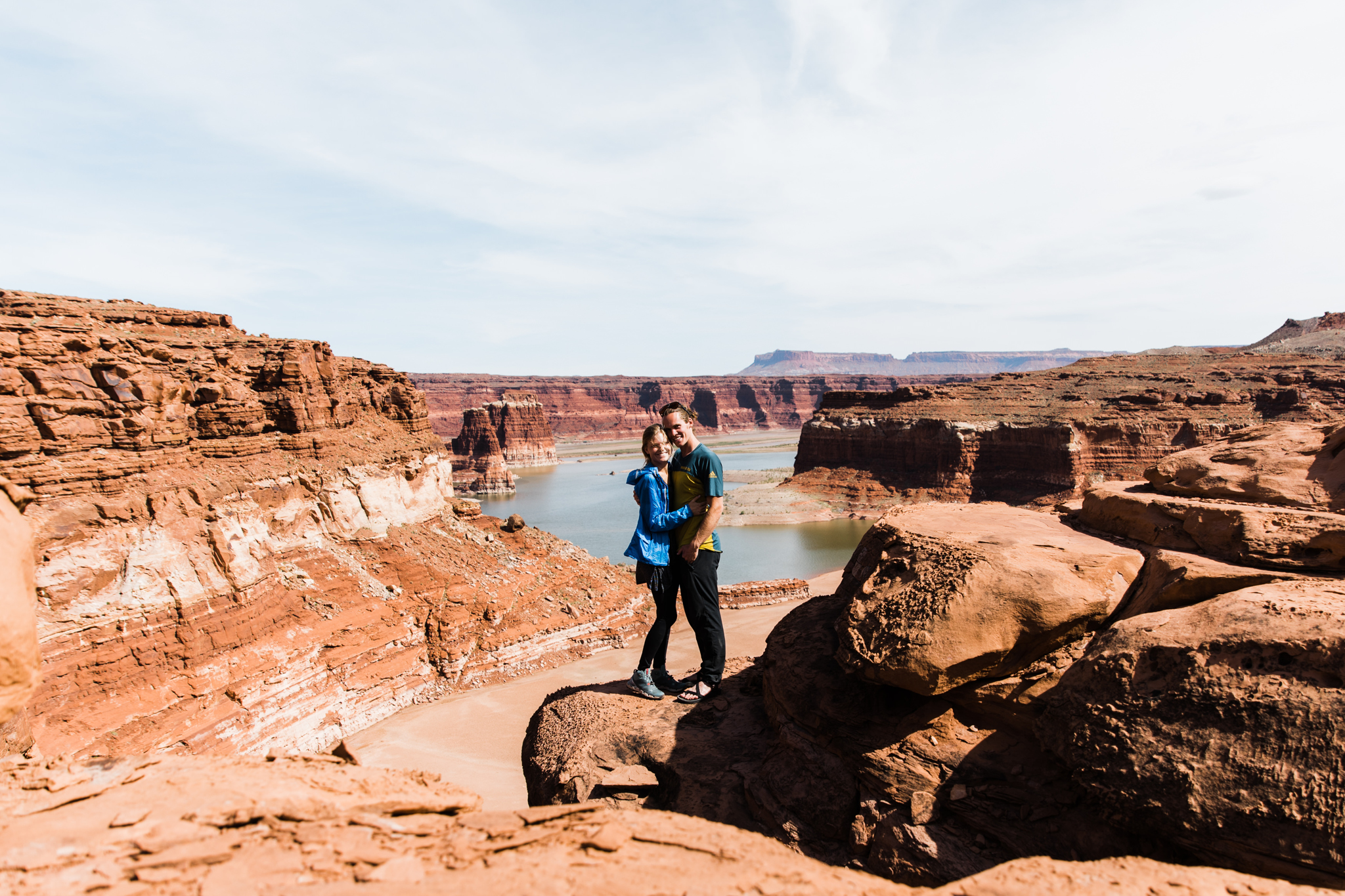 exploring southern utah | utah and california adventure elopement photographers | the hearnes adventure photography | www.thehearnes.com