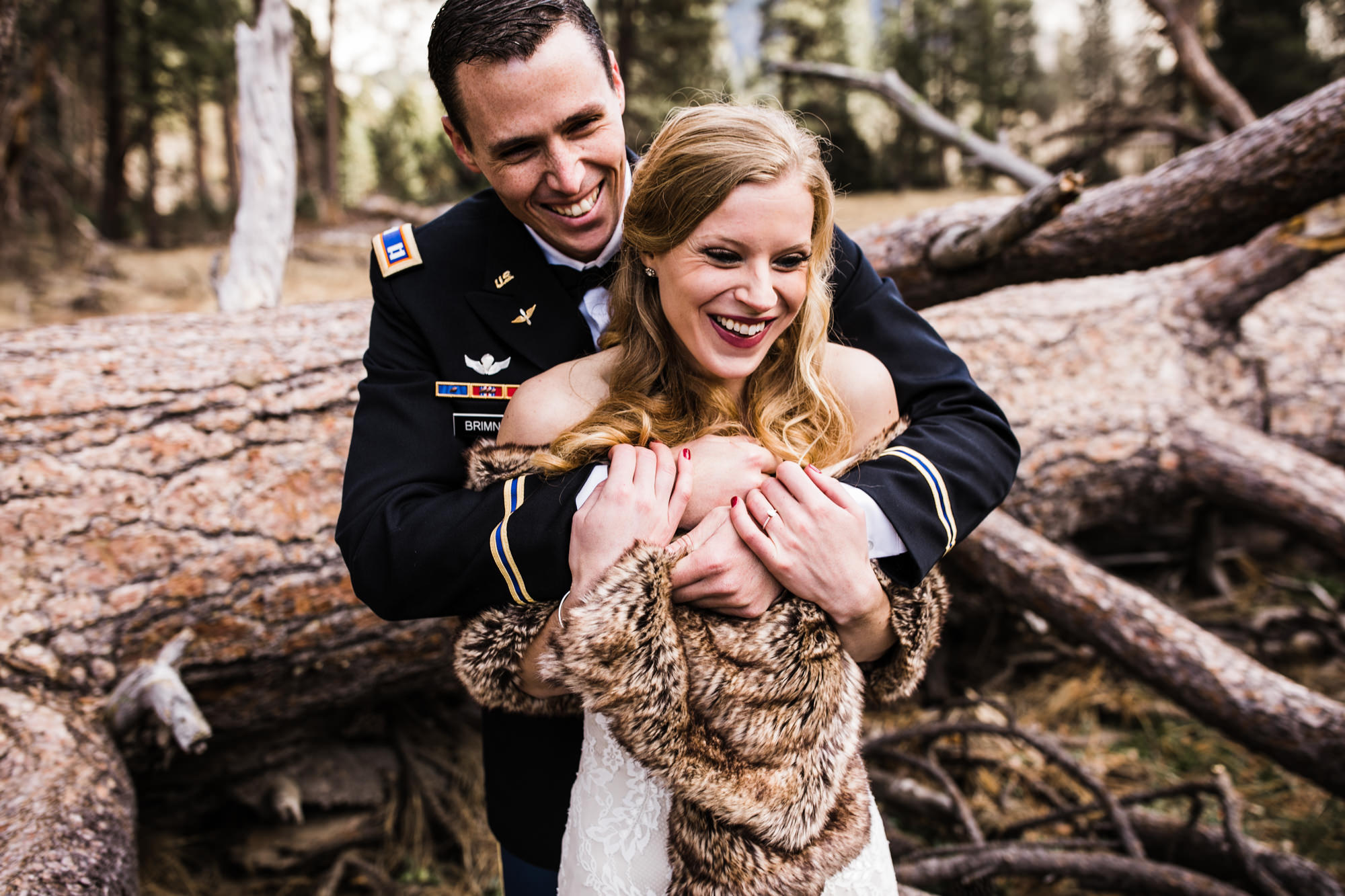 lindsey + stuart's intimate family-centered wedding in yosemite | national park elopement | destination elopement photographers | the hearnes adventure photography | www.thehearnes.com