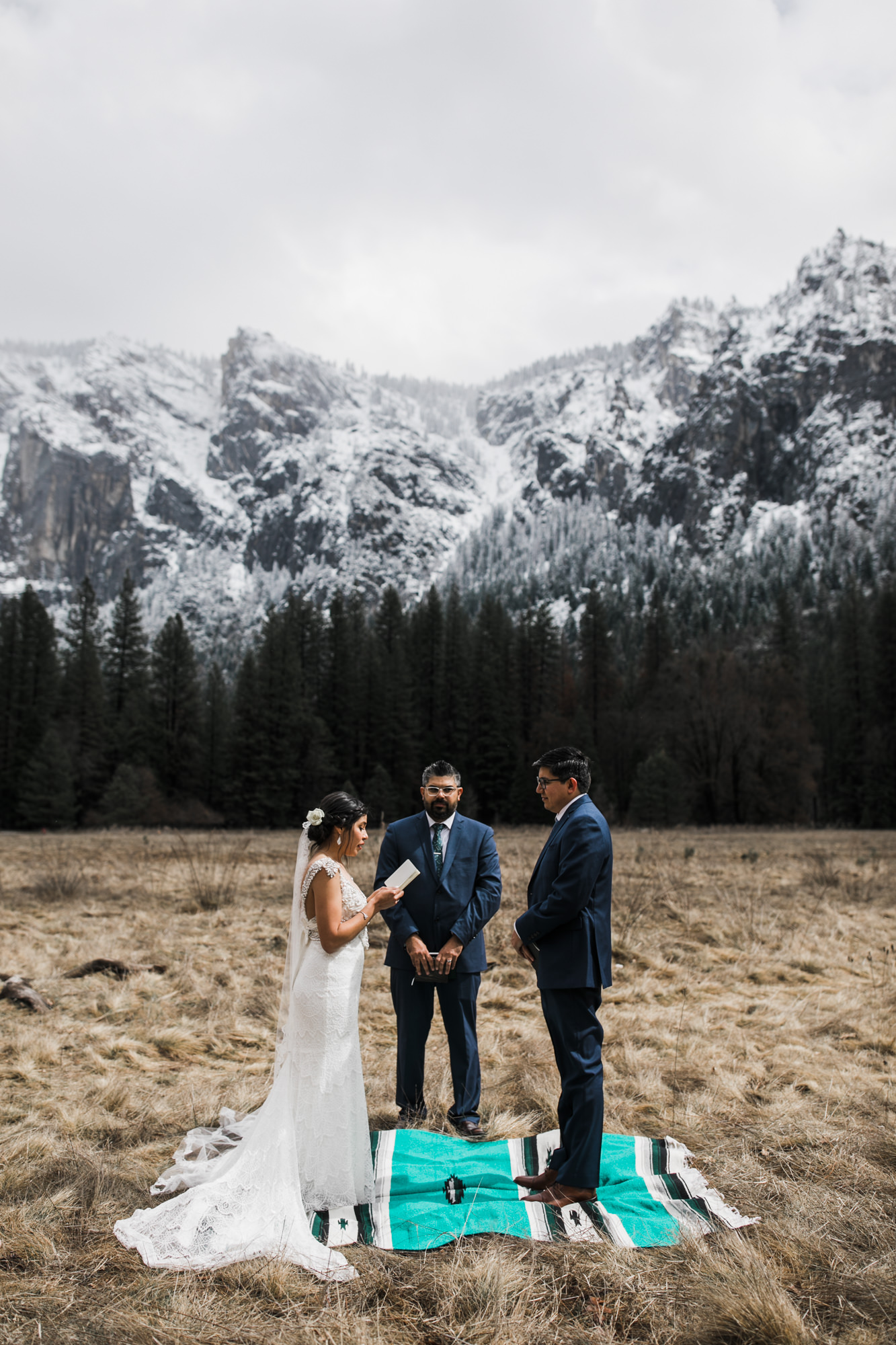places to get married in california in the winter