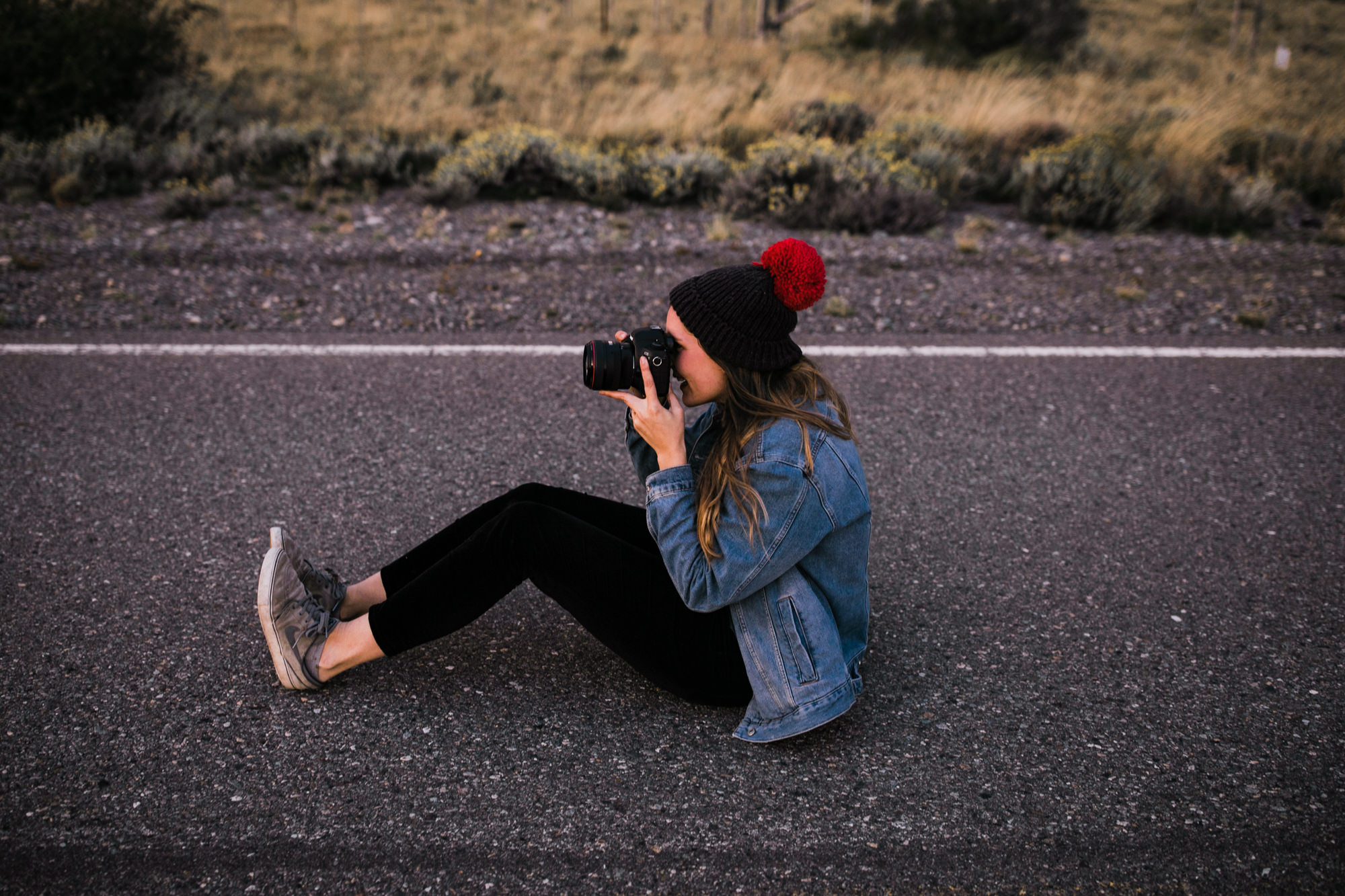 behind the scenes with destination elopement photographer anni graham in patagonia