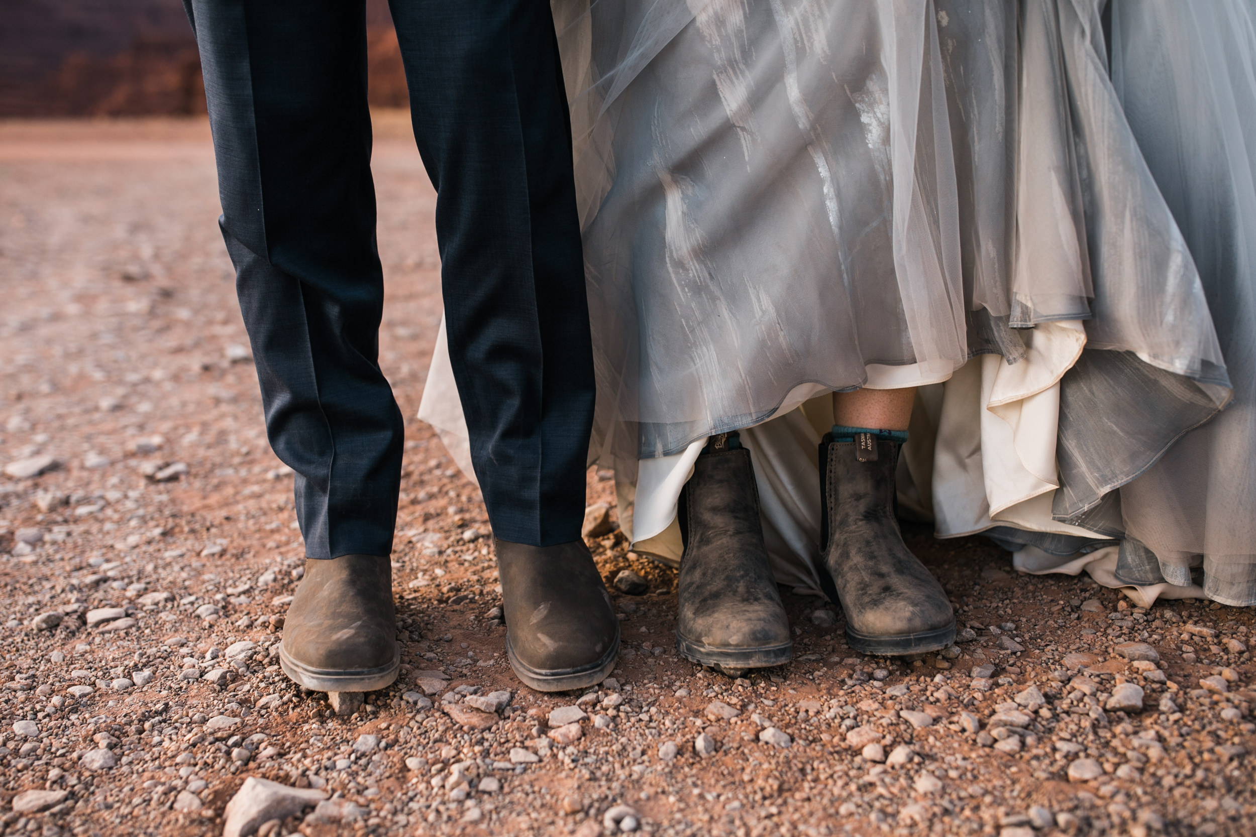 intimate wedding ceremony in canyonlands national park | off-roading jeep adventure wedding portraits | moab utah elopement | chantel lauren bride