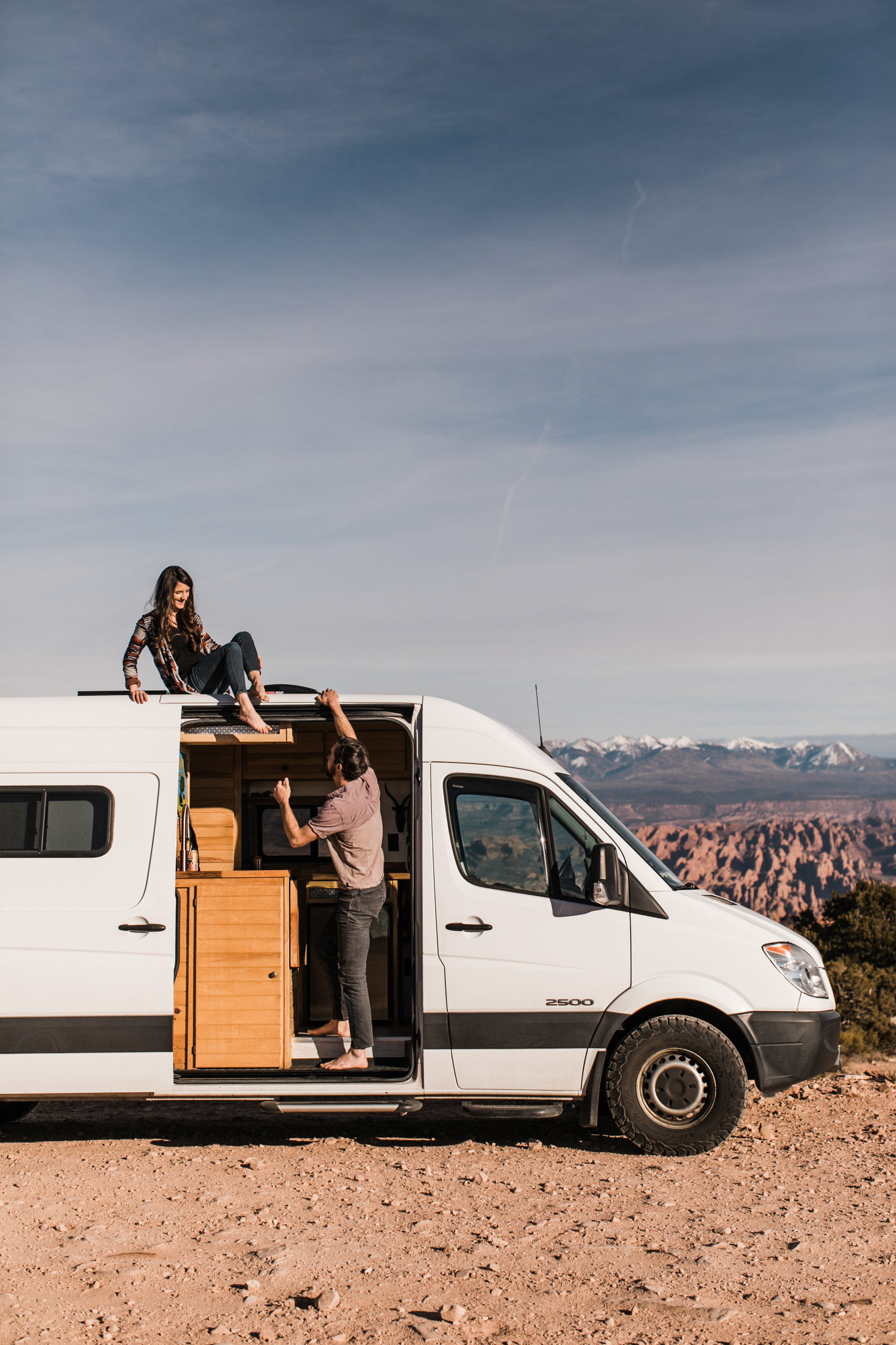 sprinter van in utah