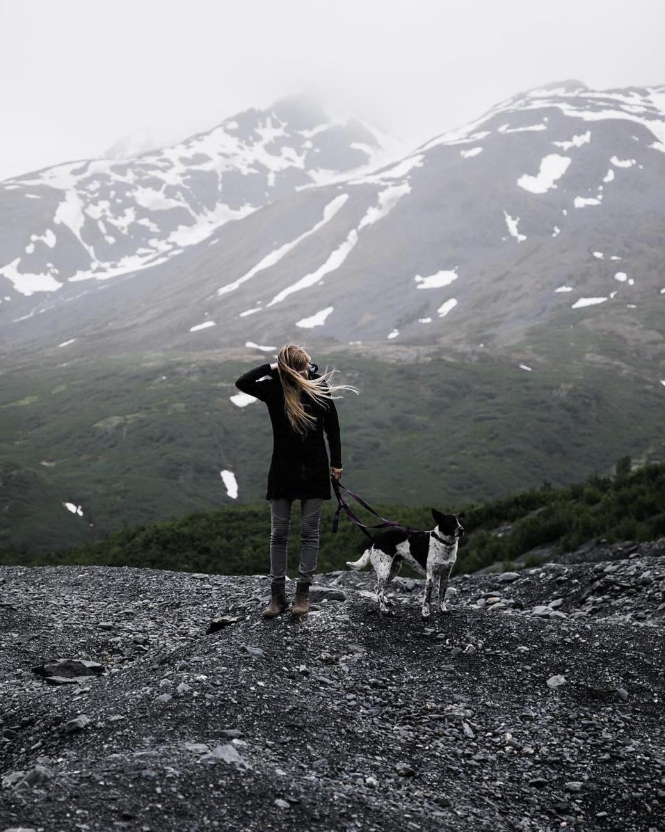 glacier hiking in alaska