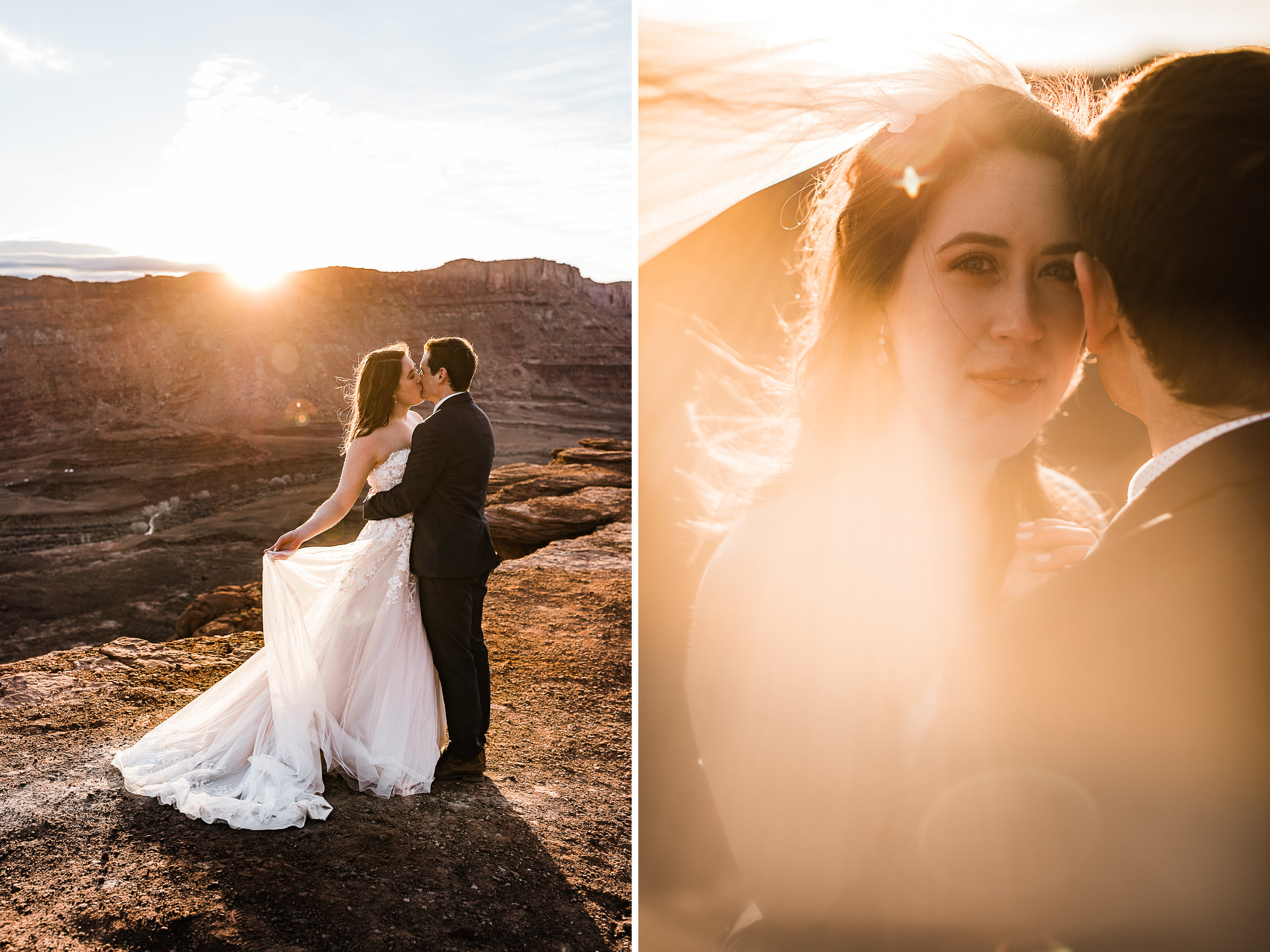 Sunrise adventures in Arches National Park.