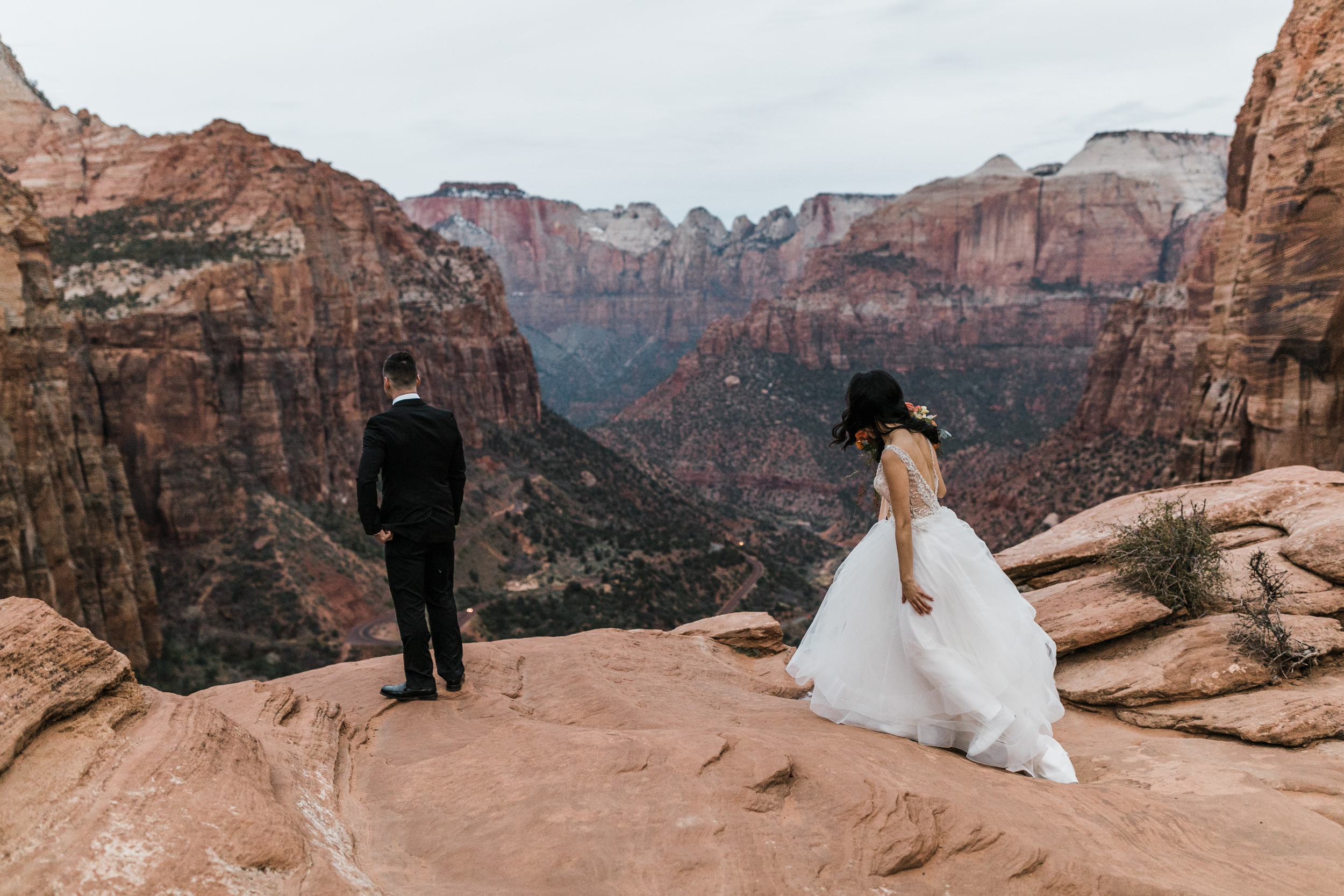 The Hearnes Adventure Elopement Photography Couples