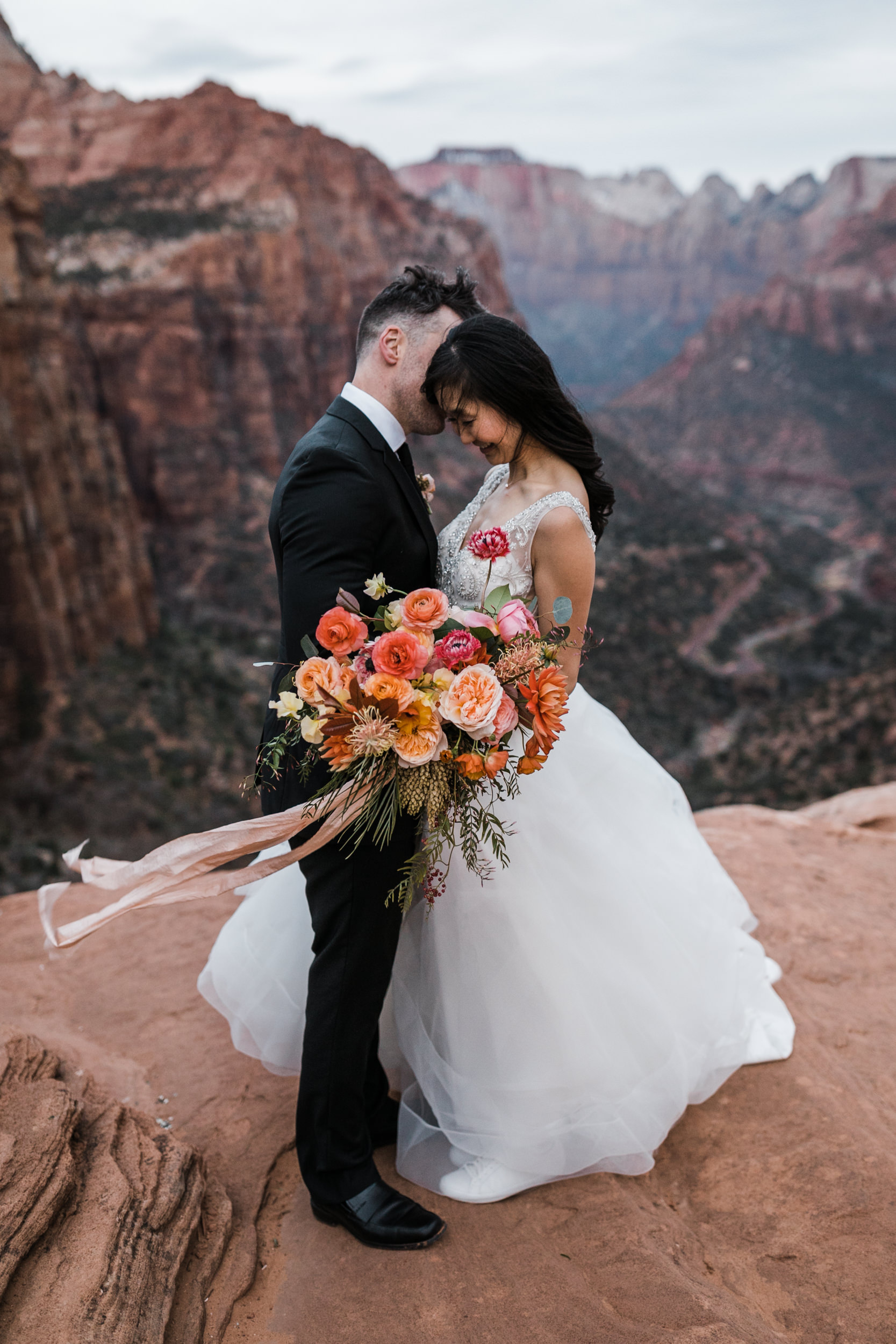 Wedding Photography in Zion National Park