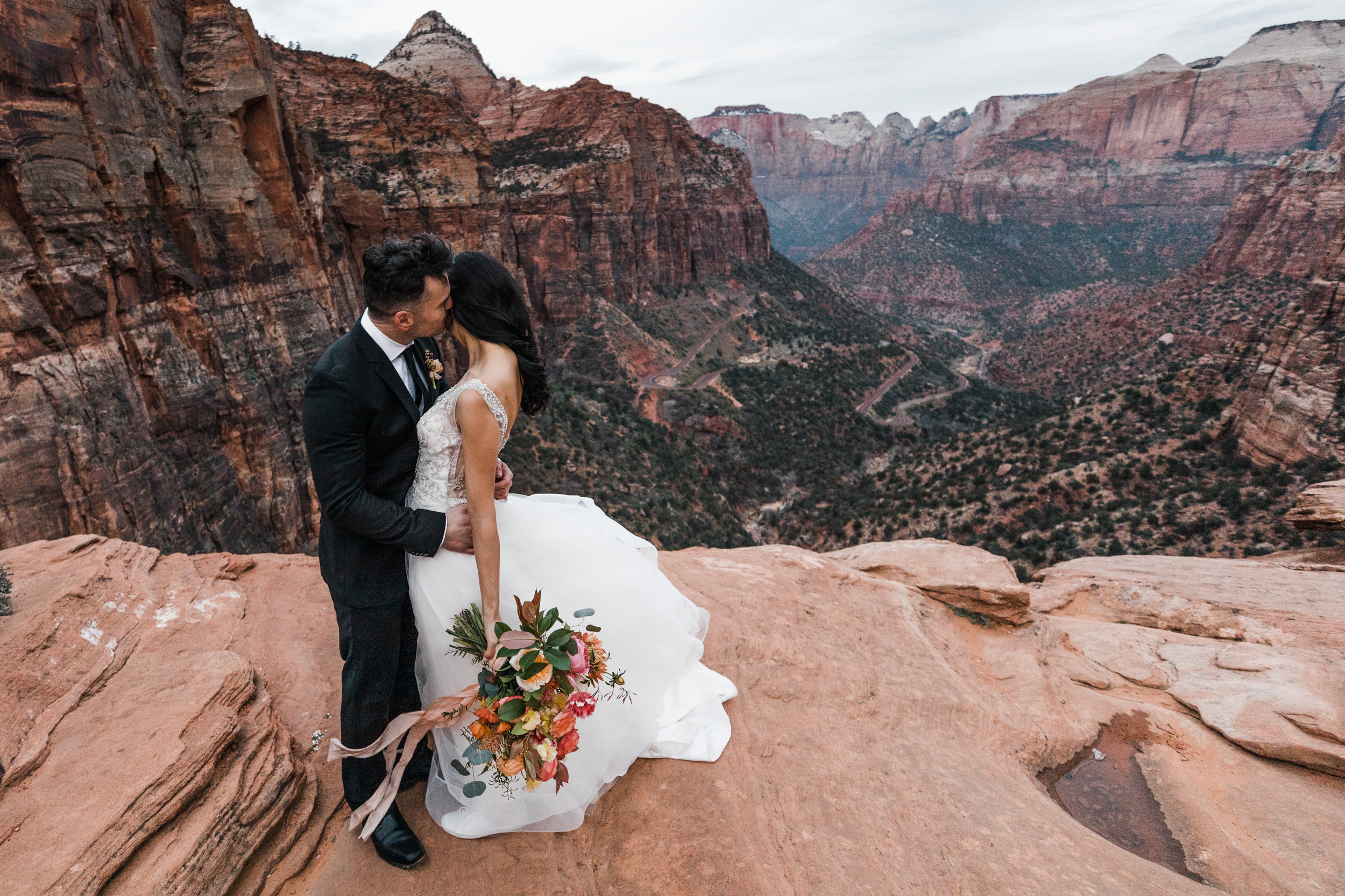 Wedding Photography in Zion