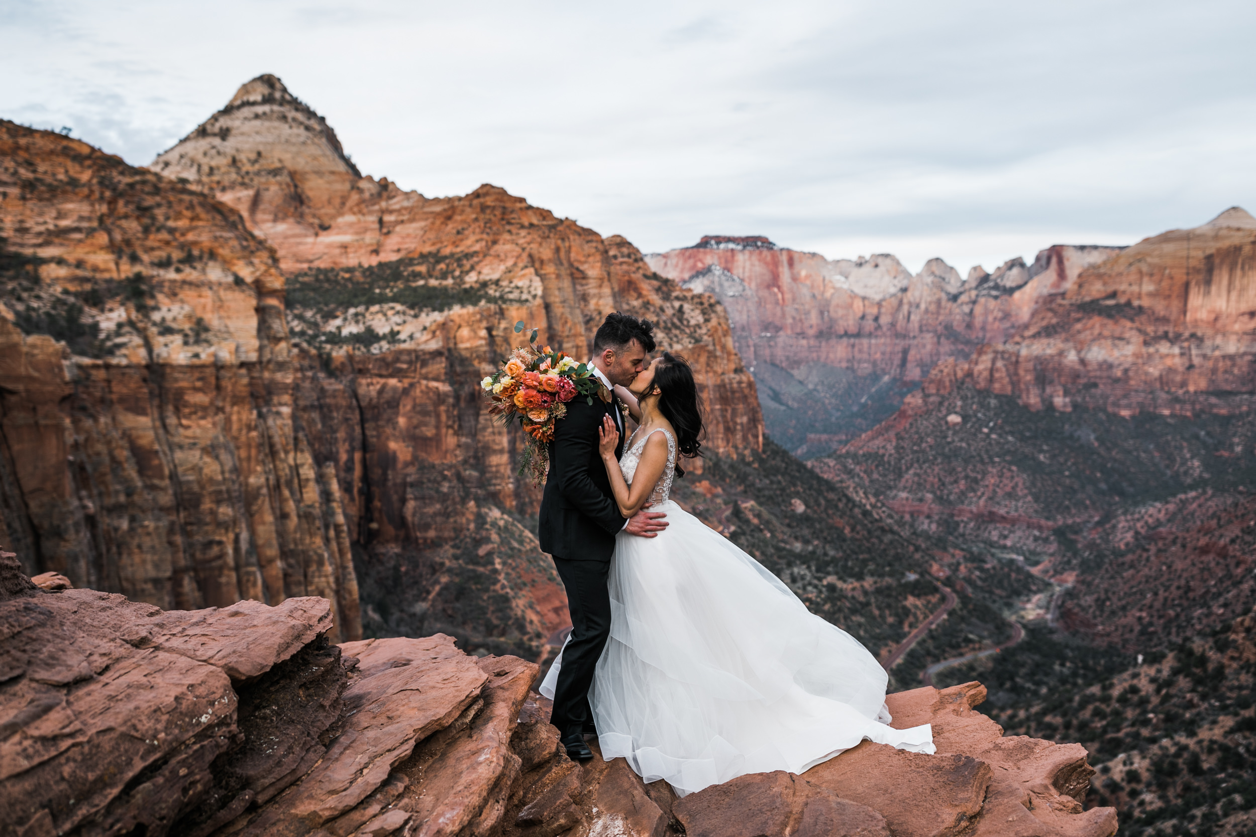 Abbi Hearne Southern Utah Elopement Photography