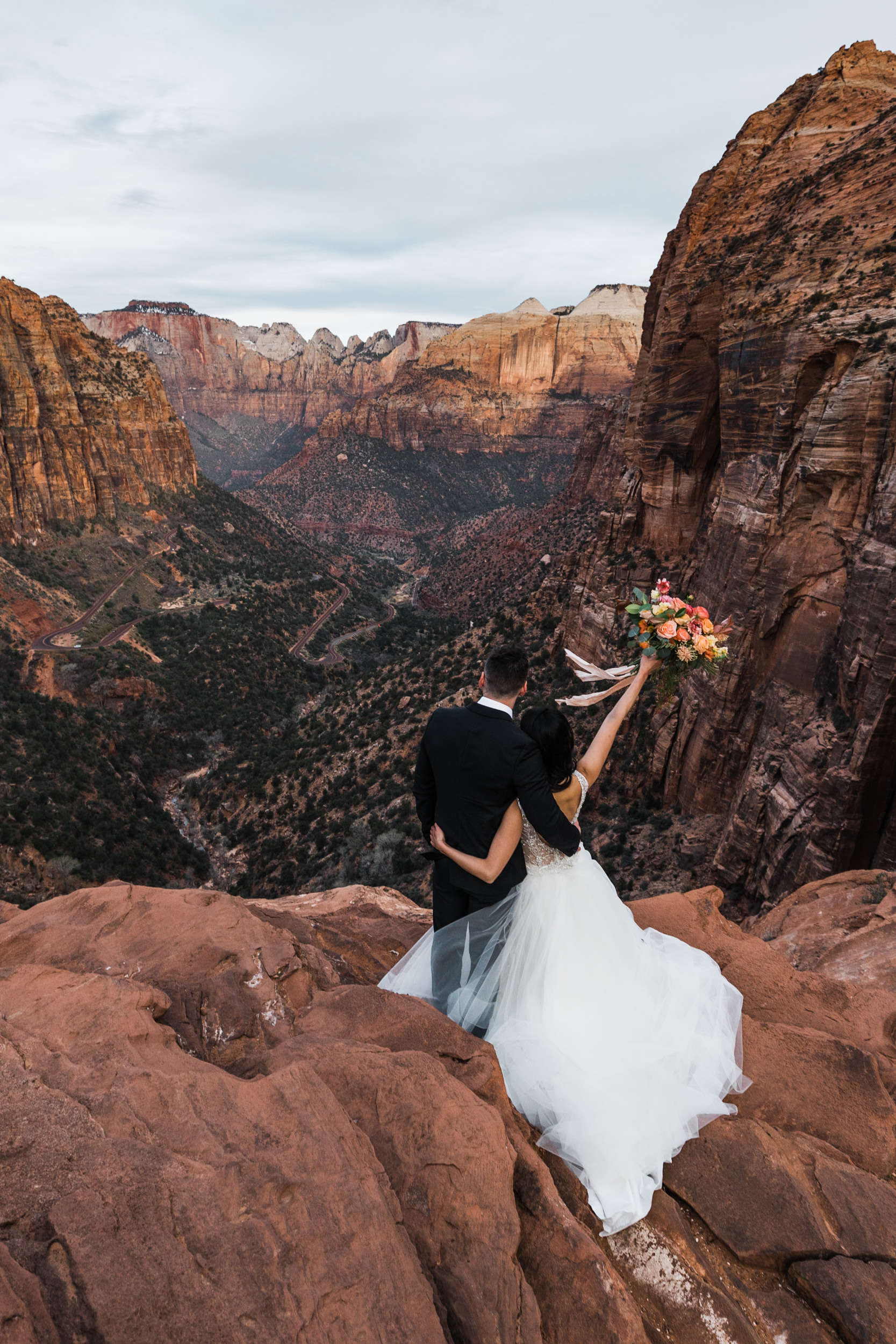 Southern Utah Elopement Photography