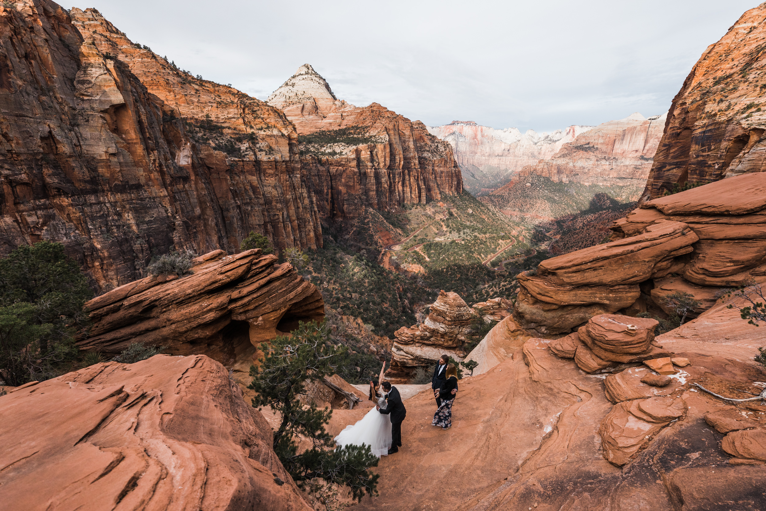 The Hearnes National Parks Wedding Photography