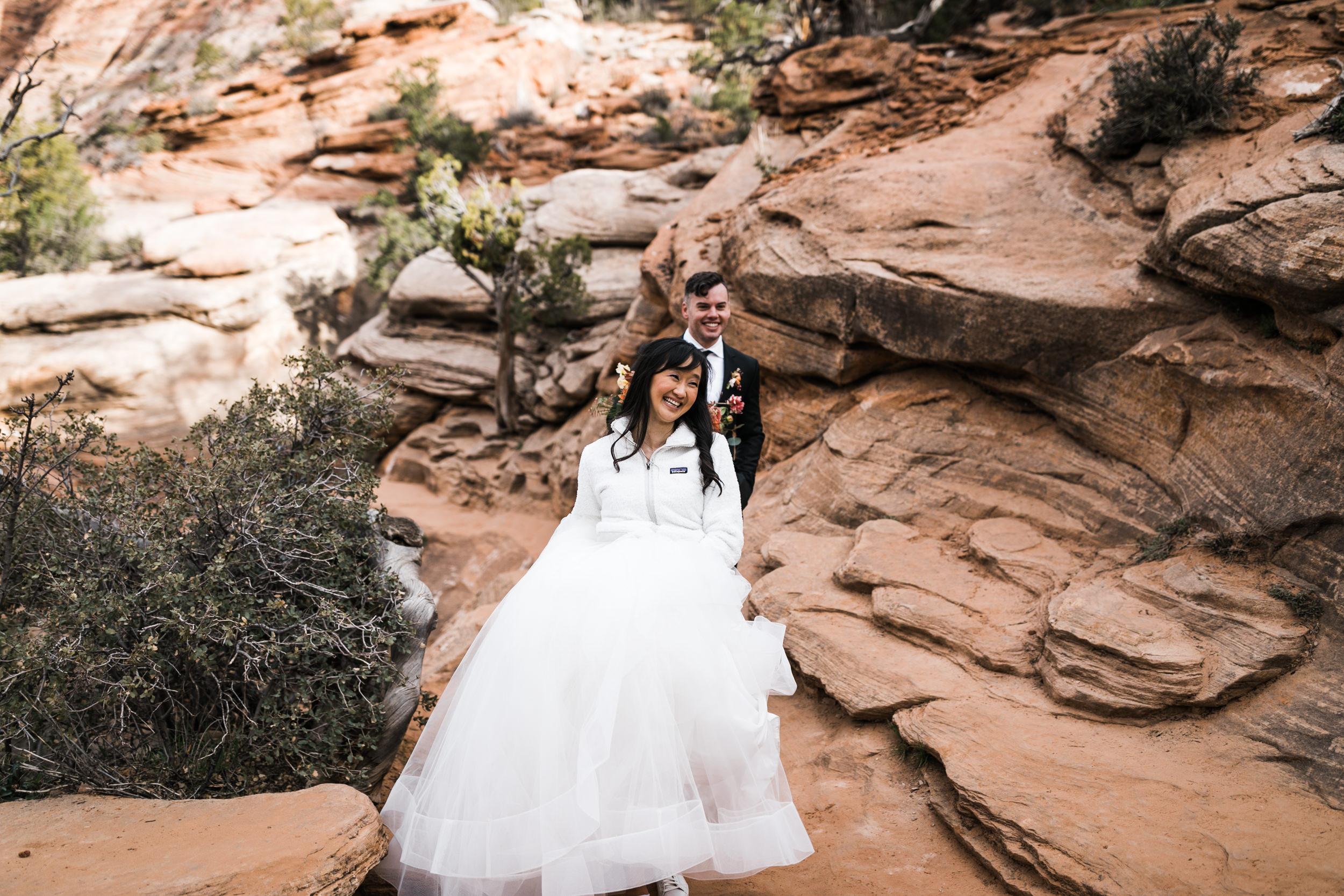 Utah National Parks Wedding Photography