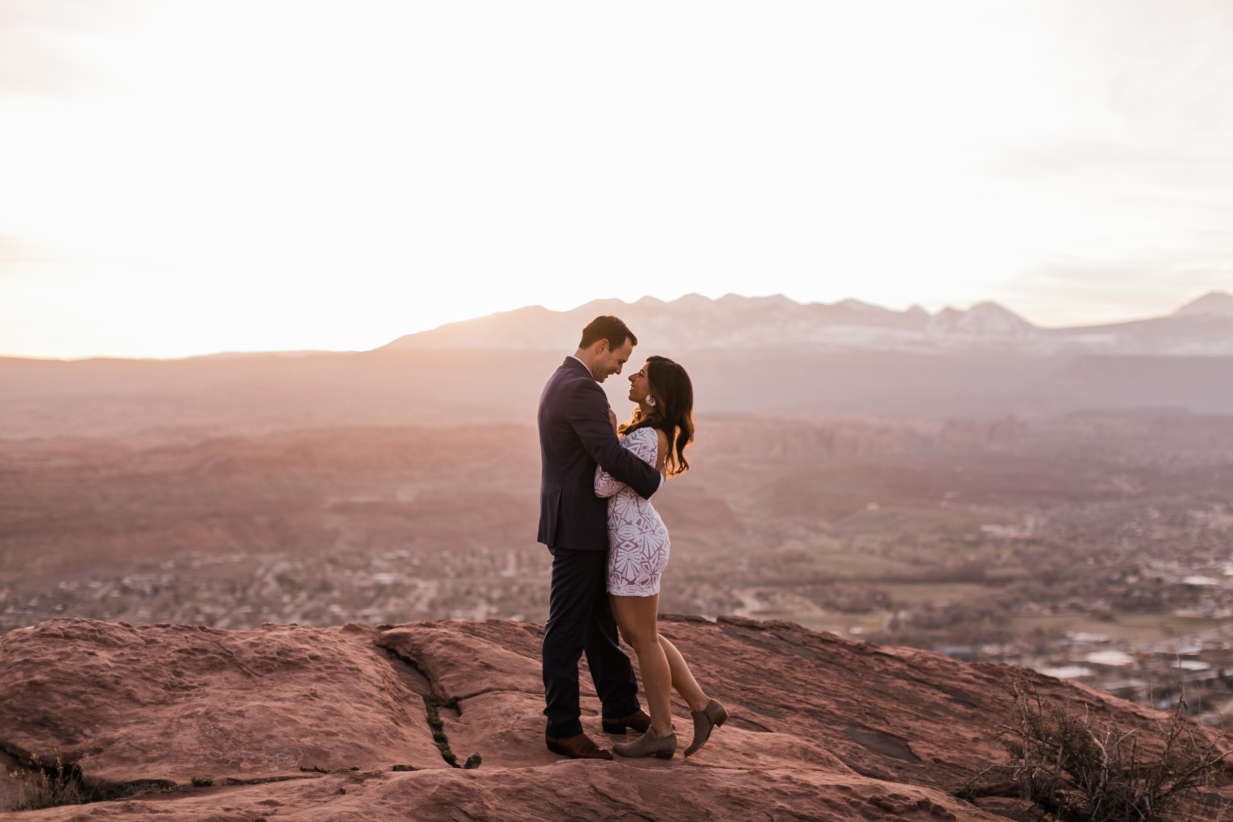The Hearnes Adventure Elopement Photography Beautiful Moab Utah Wedding Photography