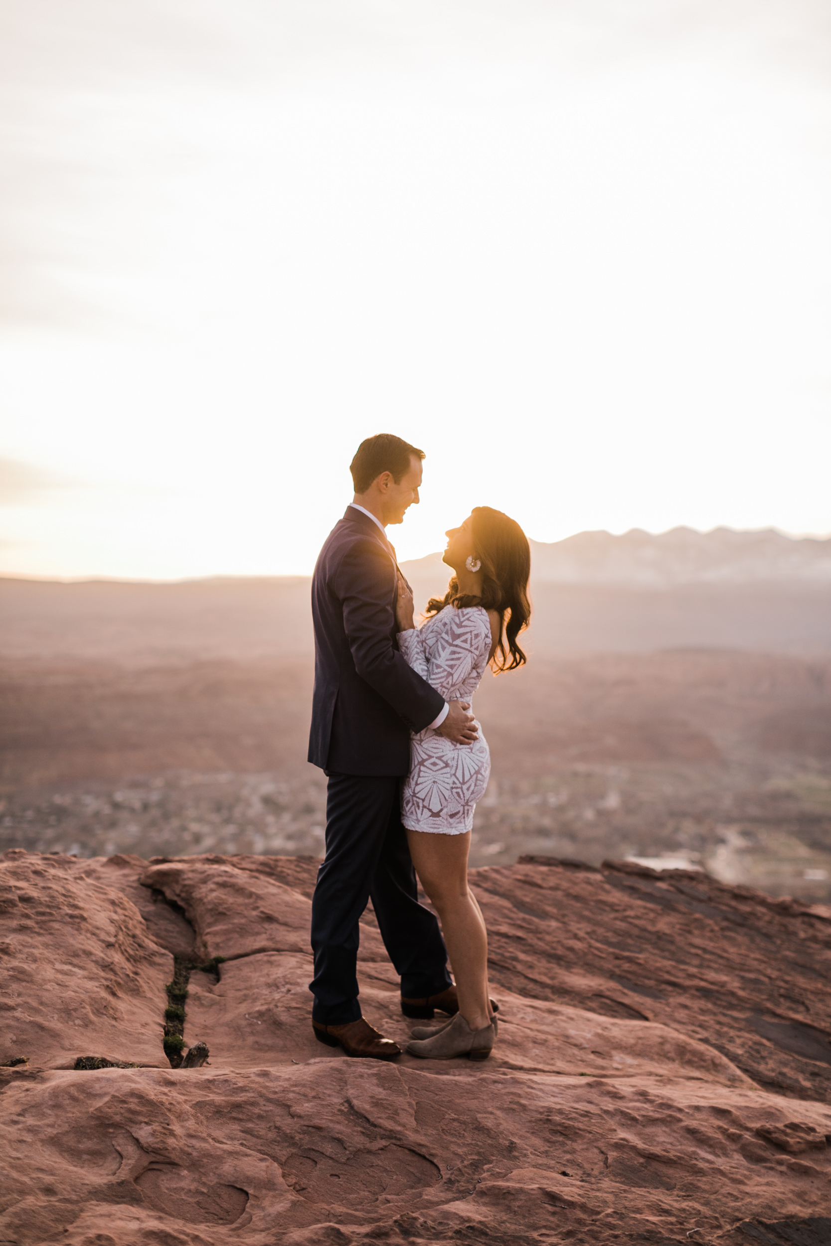 The Hearnes Adventure Elopement Photography Excursion in Moab Utah