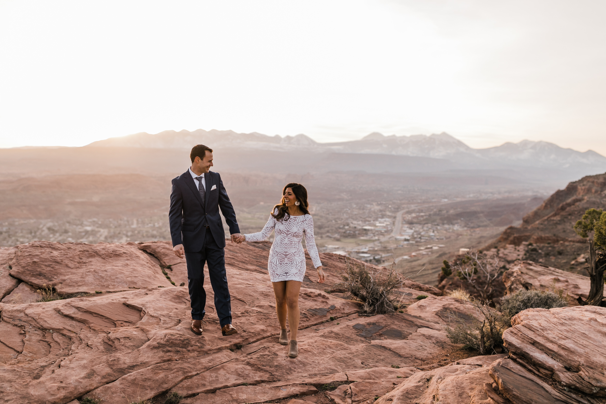 The Hearnes Adventure Elopement National Parks Wedding
