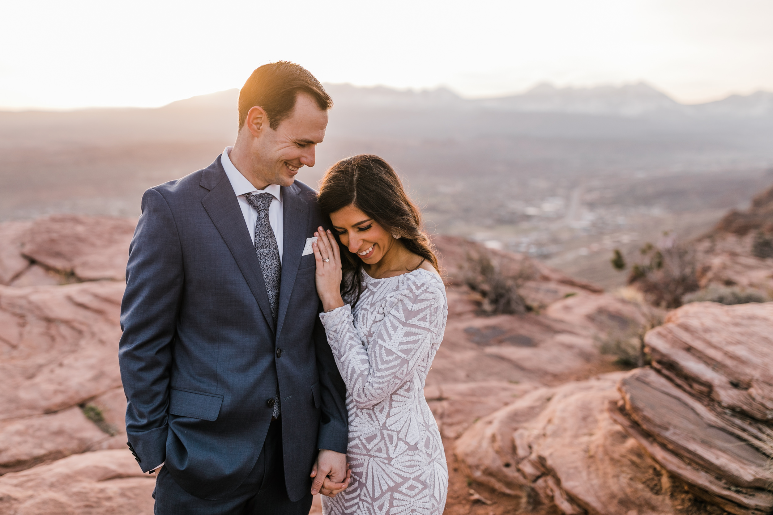 The Hearnes Adventure Wedding in Moab Utah