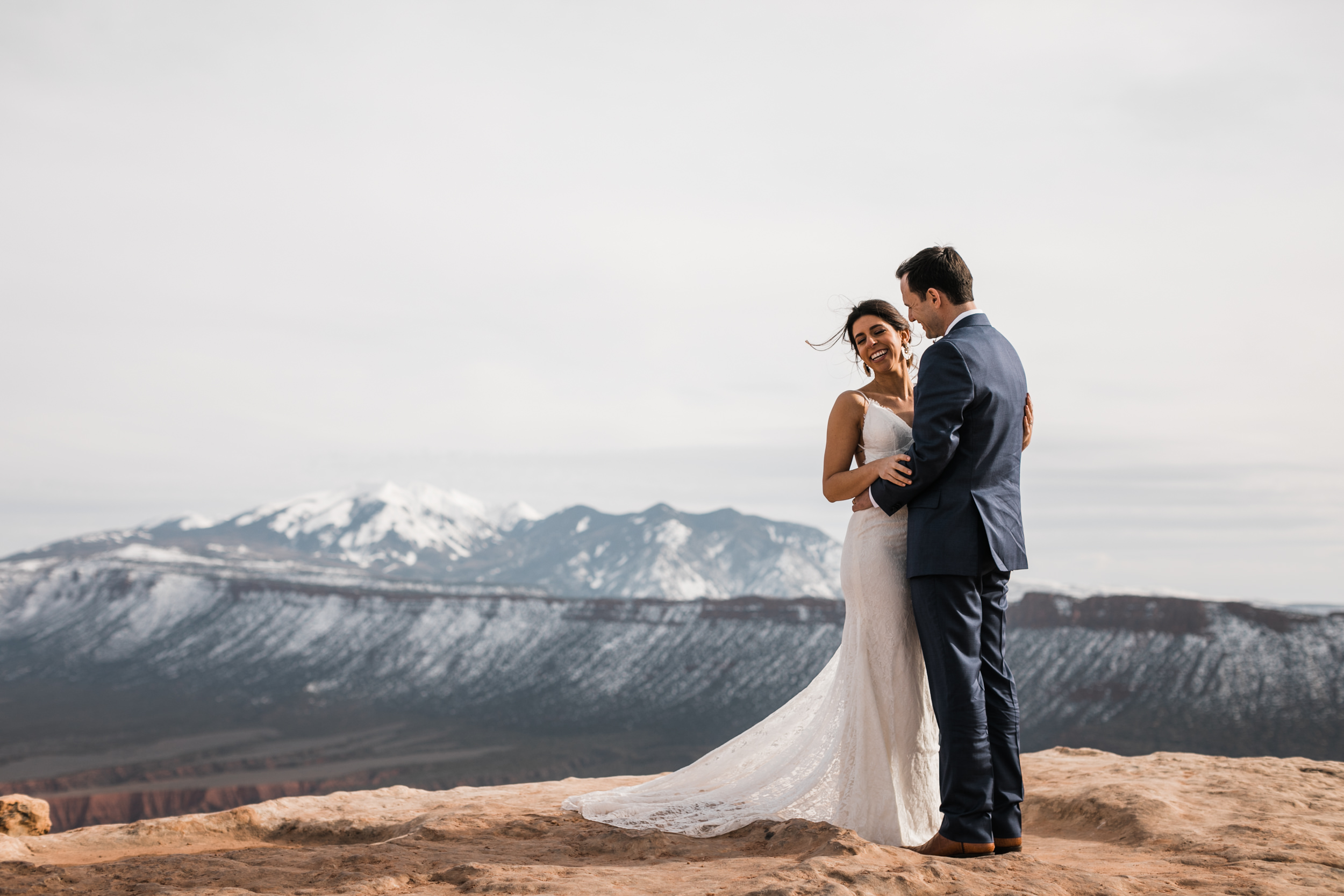 Abbi and Callen Hearne Elopement Photography