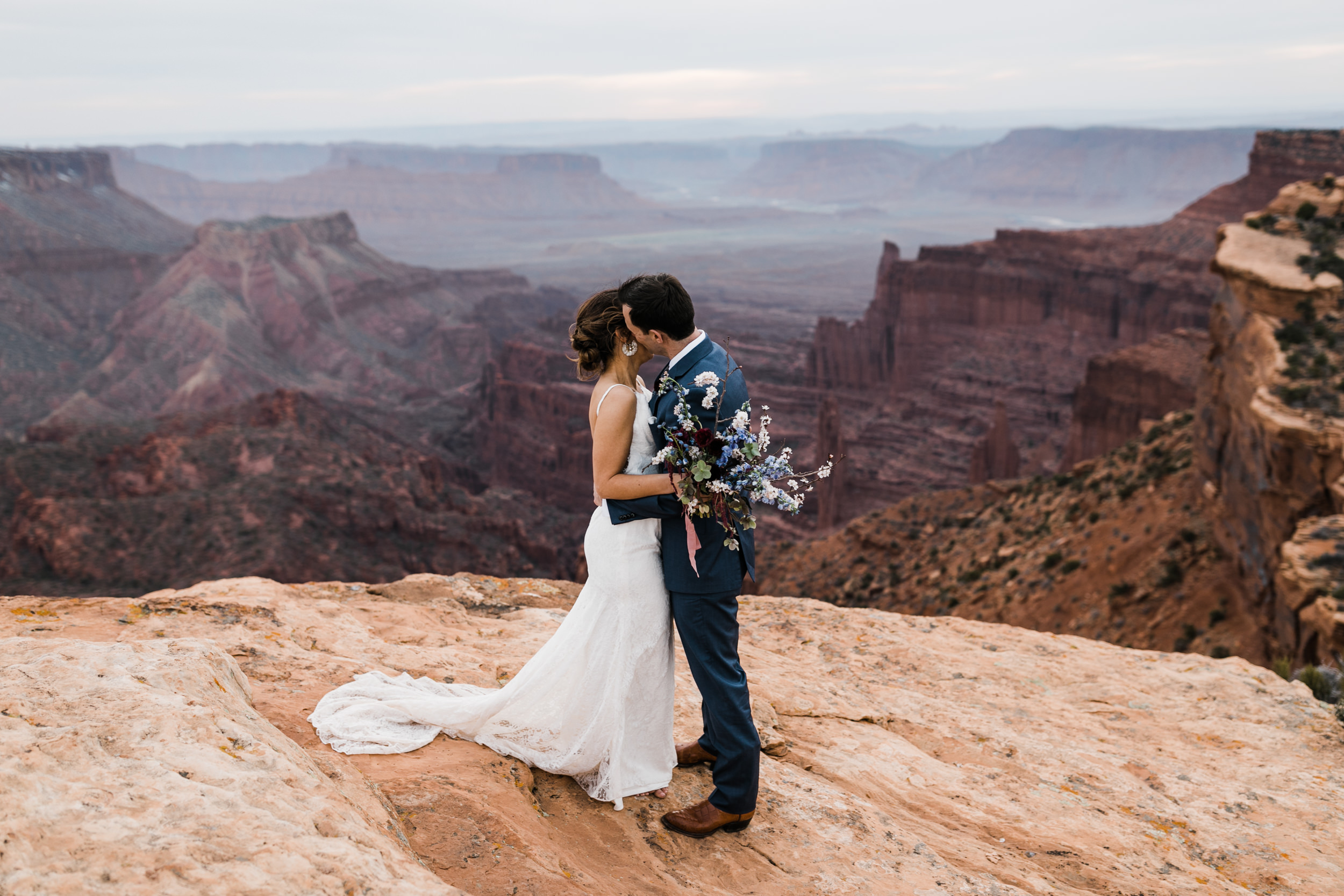 The Hearnes Adventure Wedding Photography in Moab Utah