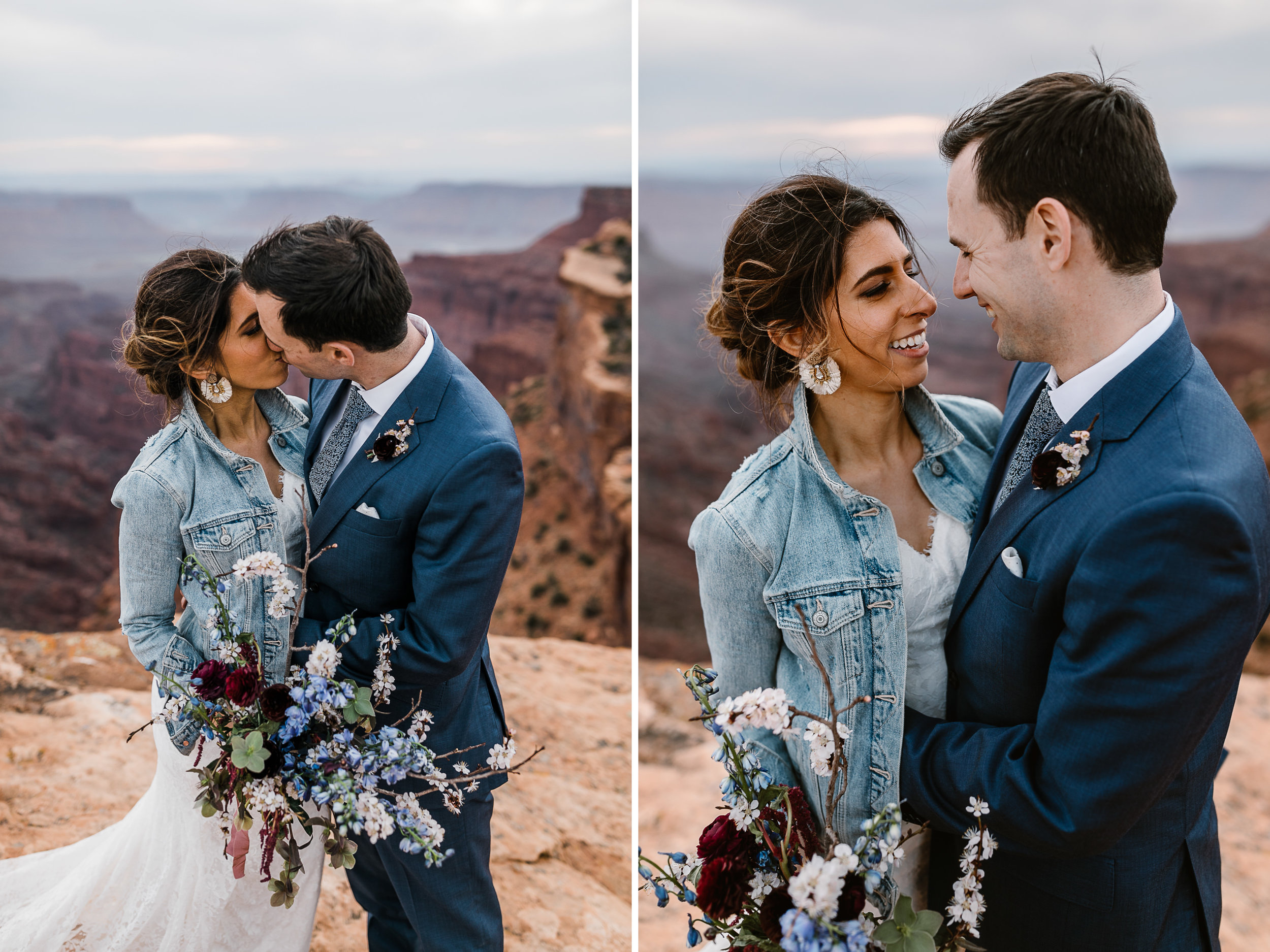 The Hearnes Adventure Elopement Photography