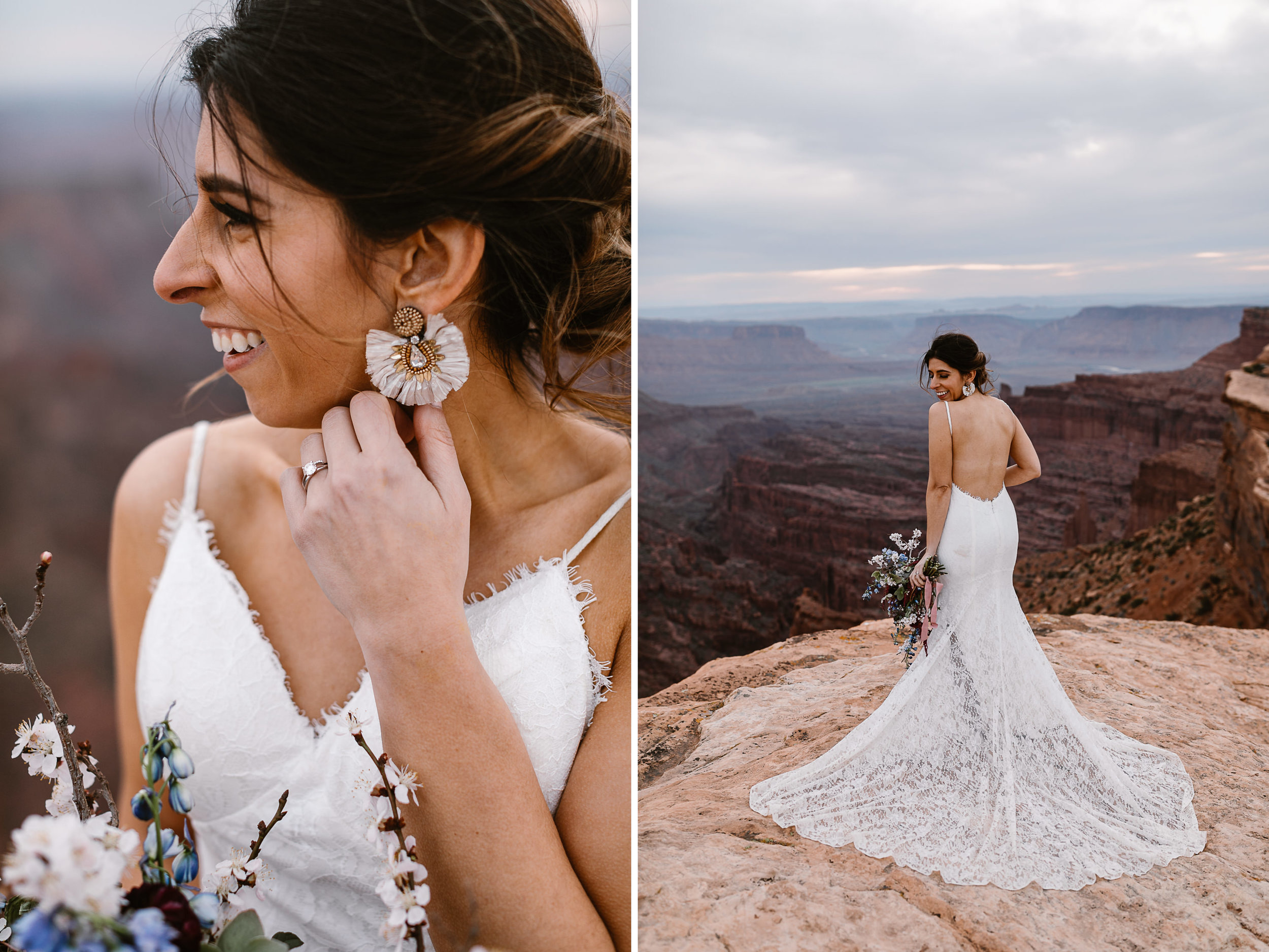 The Hearnes Adventure Wedding in Moab Utah Vendors