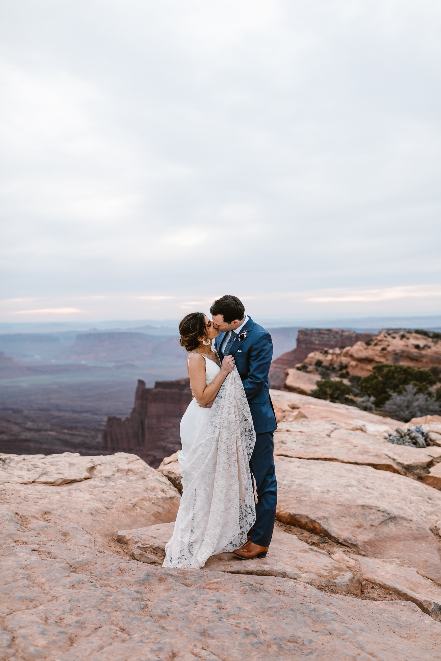 The Hearnes Adventure Wedding near Arches National Park