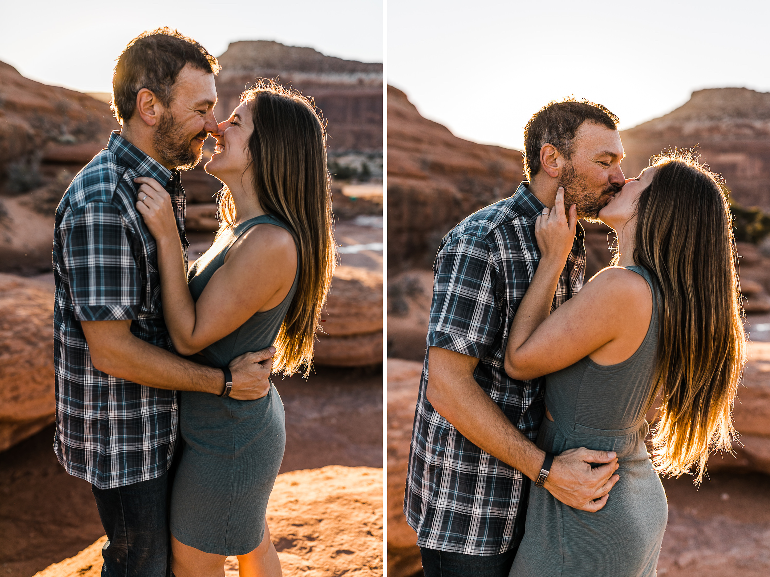 what to wear for summer engagement photo sessions