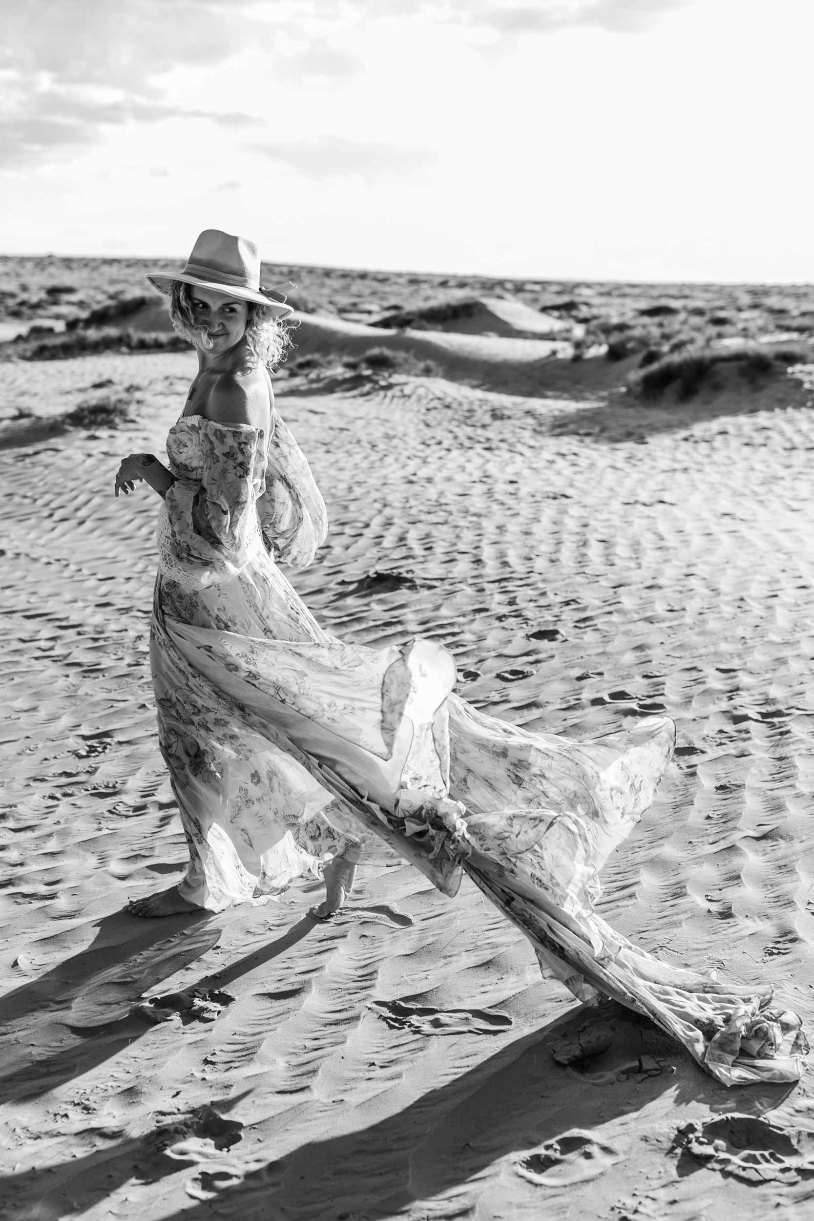 boho bride elopement in the utah desert with keith and brianna madia and their dogs bucket and dagwood
