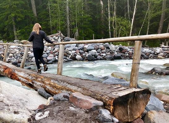 Mt. Rainier - Cascades, WA   Via Wonderland Trail  Completed: 05/20/18