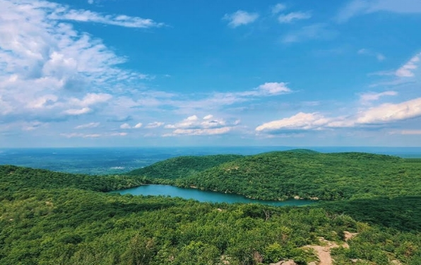 Beacon Mountain Firetower - Beacon, NY   Via Wilkinson Memorial Trail to Casino Trail  Completed: 07/21/18
