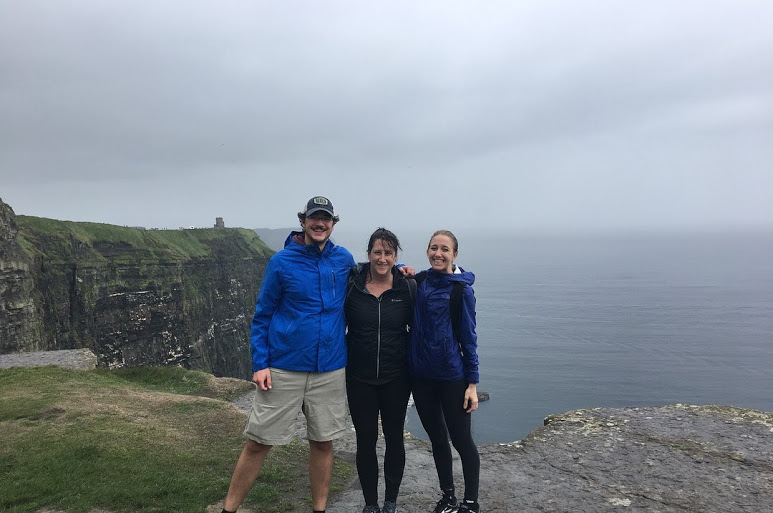 Cliffs of Moher - Delaware Water Gap   Via Coastal Trail  Completed: 08/31/18