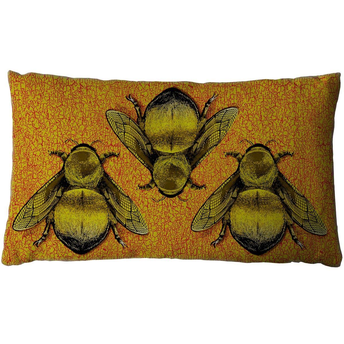Three Bee Red