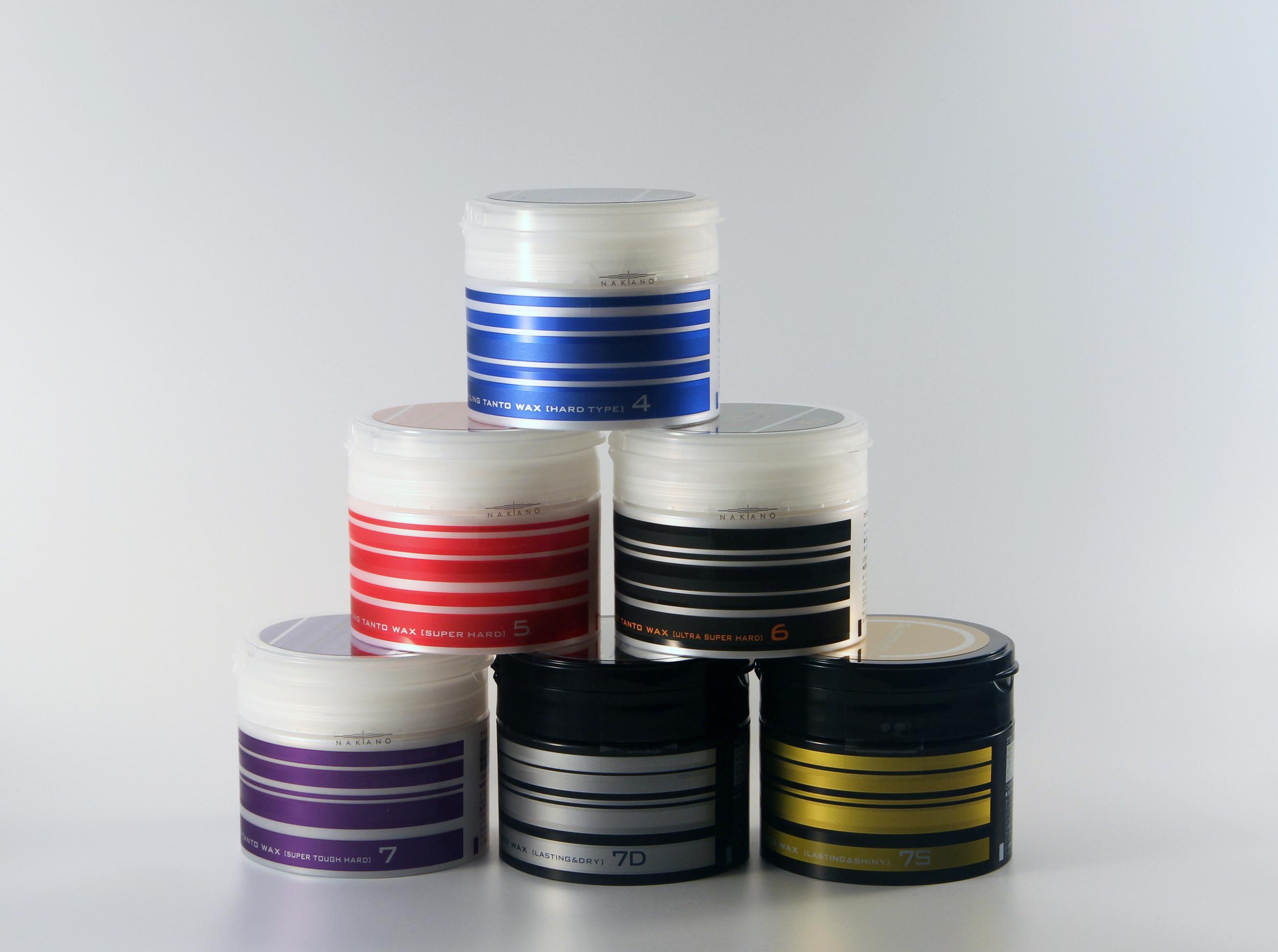 NAKANO Premium Styling Wax