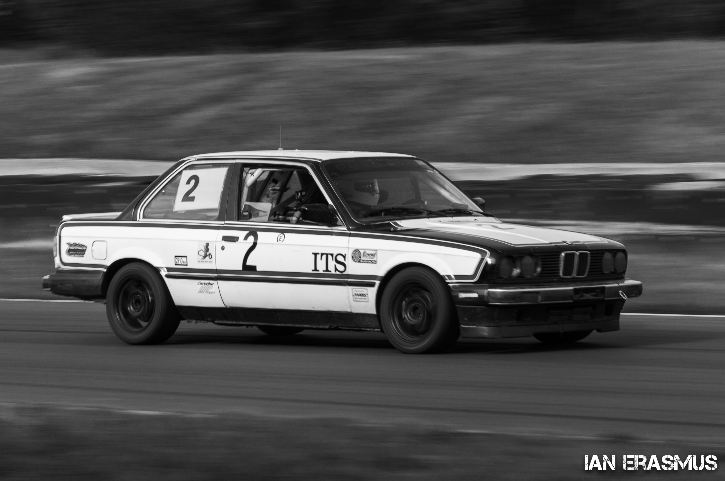 #2 Matt Littleton BMW 325is