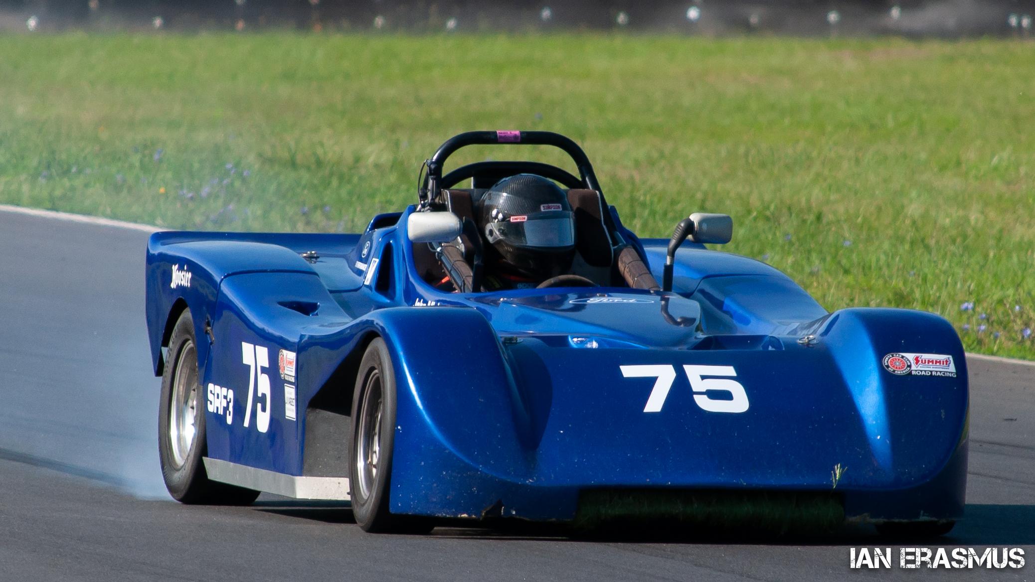 #75 John Mielo SRF