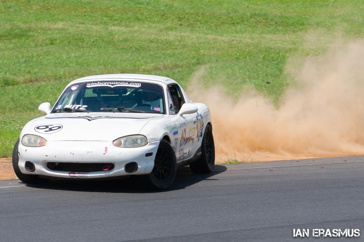 #69 Jeremy Butz Mazda Miata