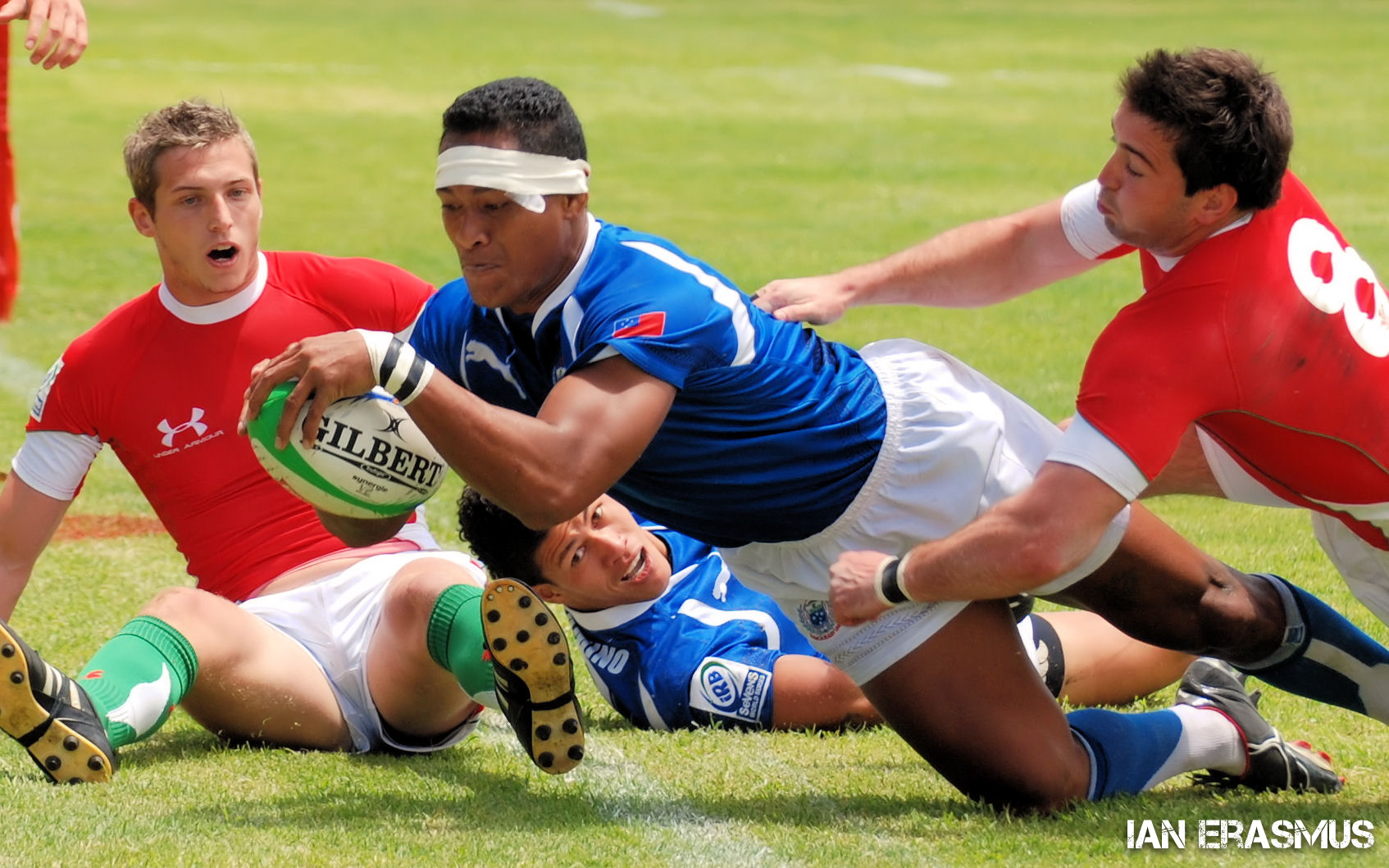 Samoa vs Wales